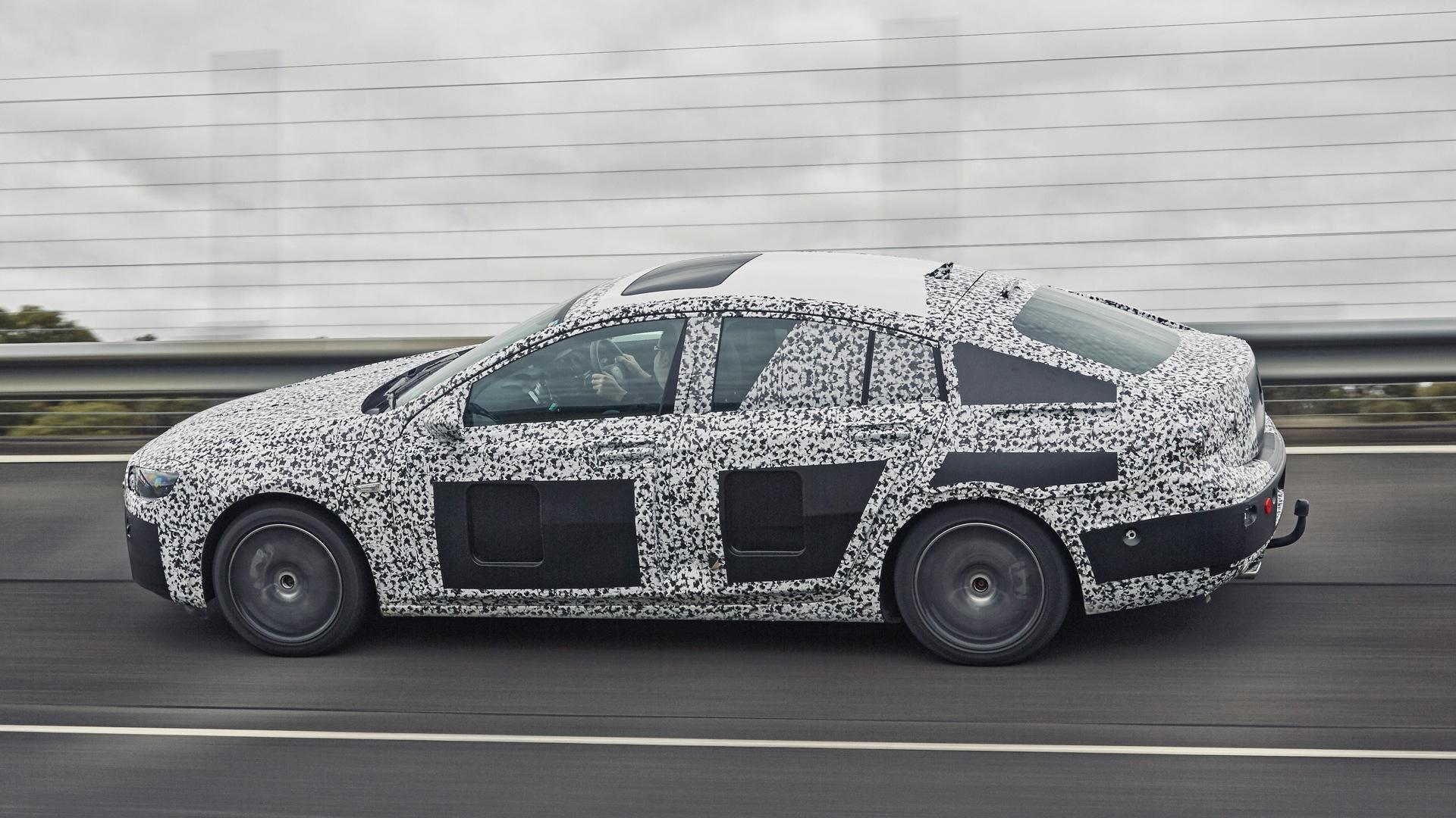 Teaser for 2018 Holden Commodore