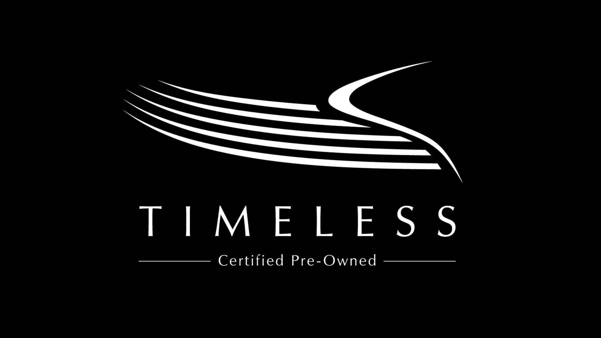 Aston Martin Timeless certified pre-owned program