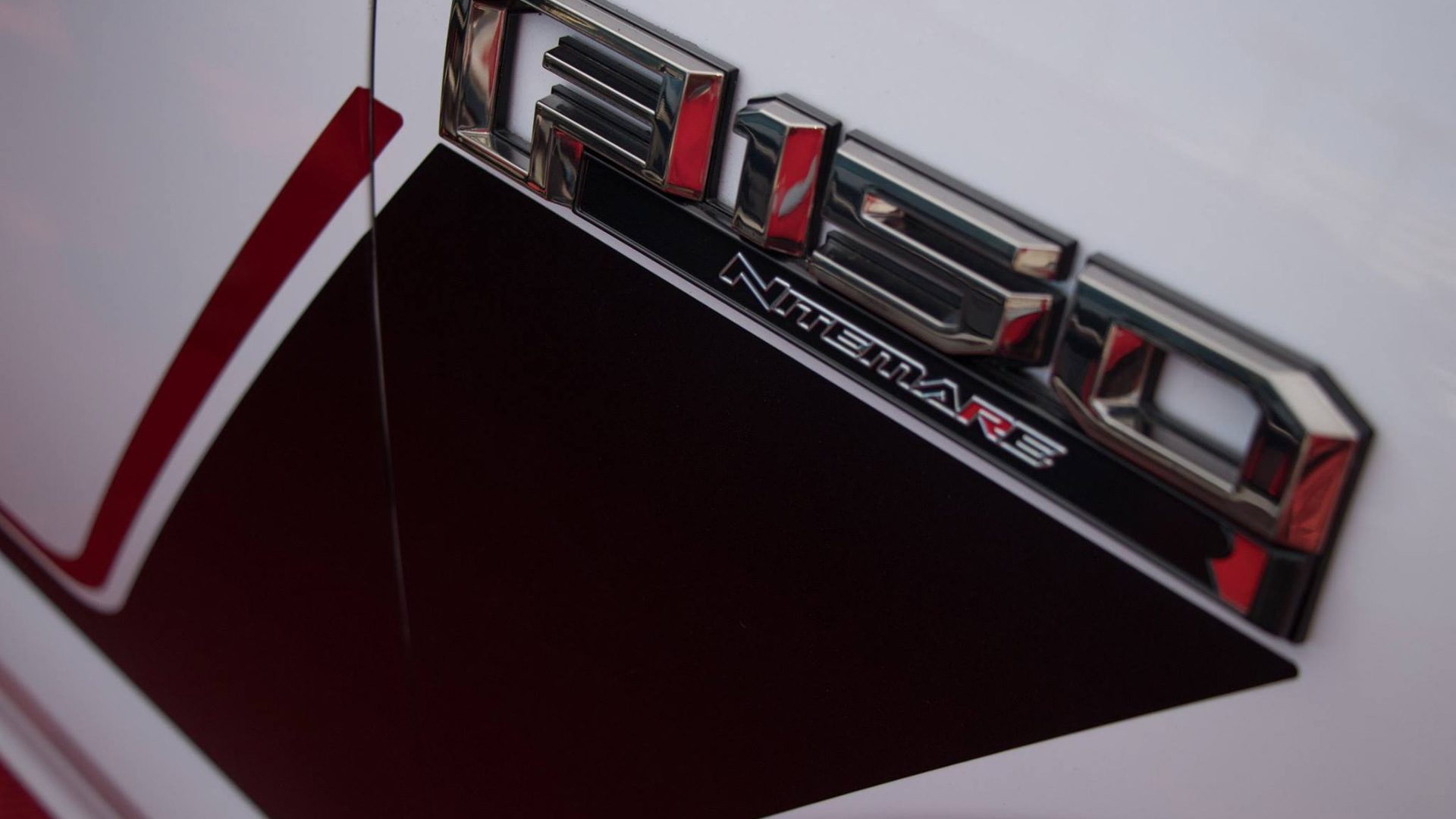 2017 Roush F-150 Nitemare, 2016 SEMA show