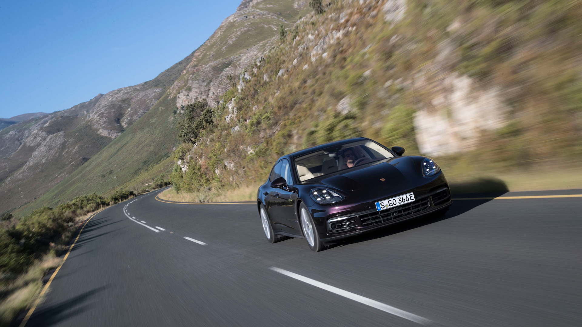 2018 Porsche Panamera 4 E Hybrid