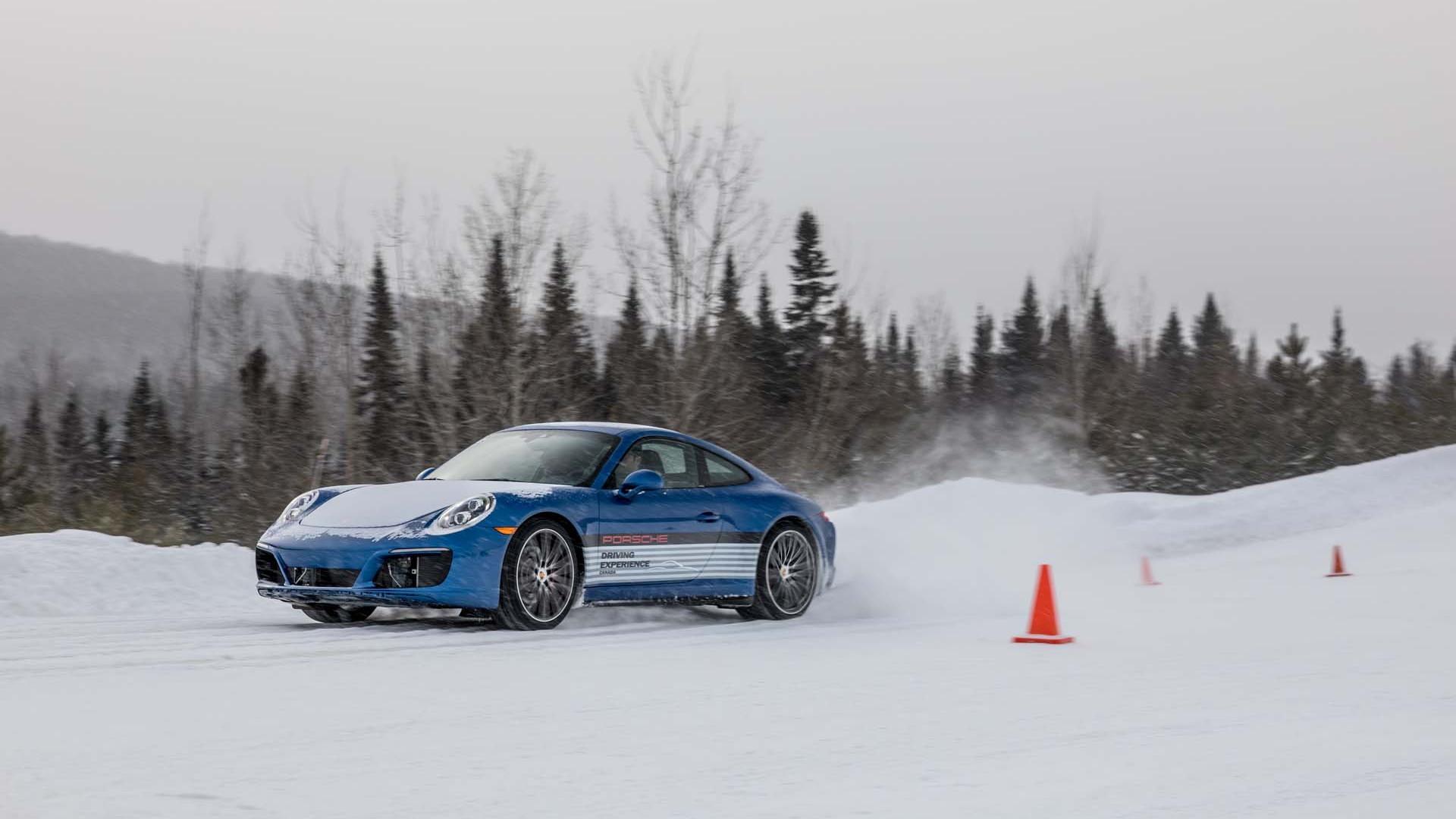 Porsche Camp4 Canada 2017