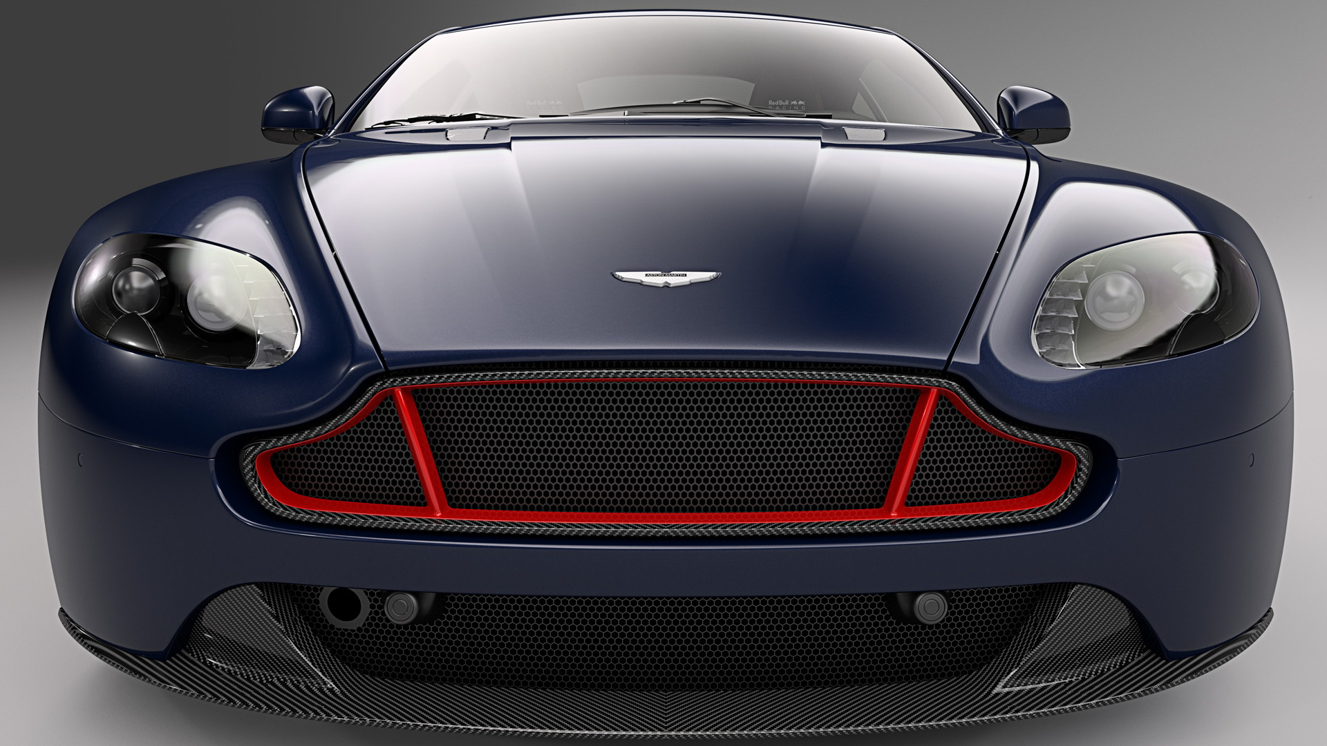 2017 Aston Martin Vantage Red Bull Racing Edition