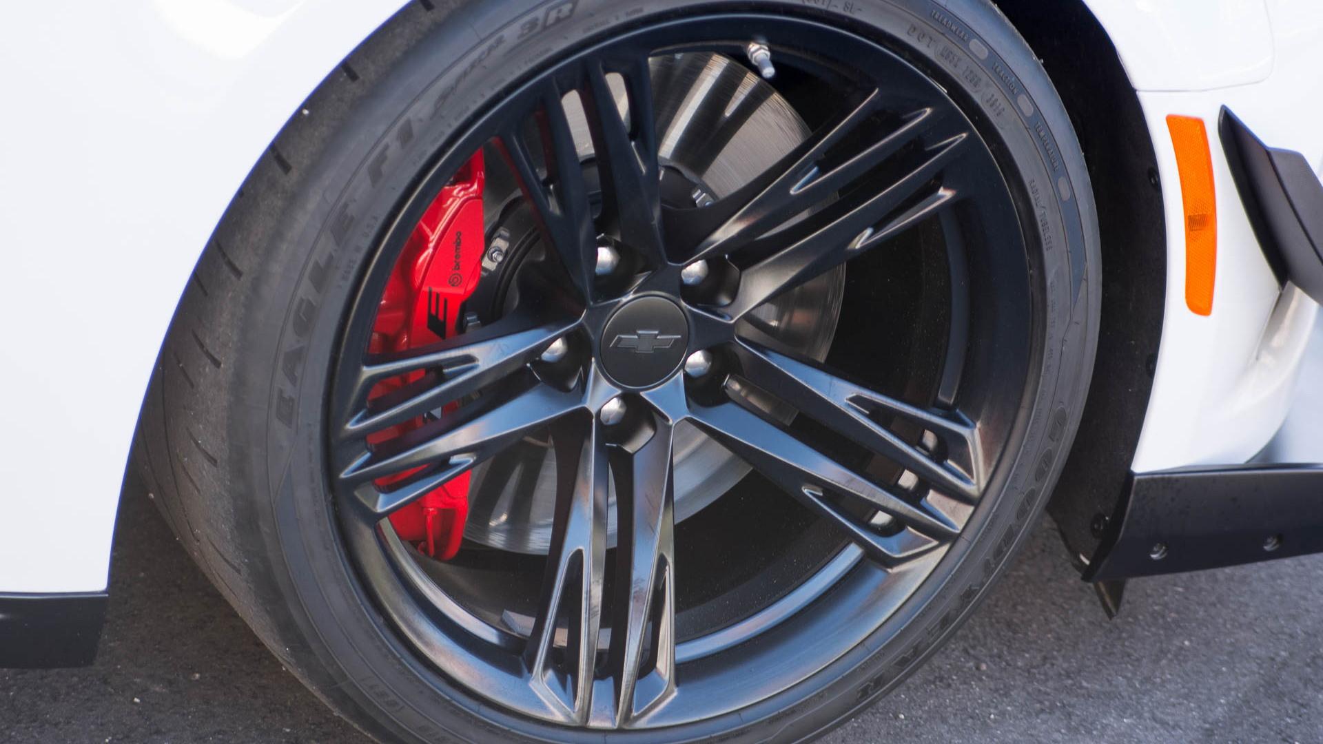 2018 Chevrolet Camaro ZL1 1LE