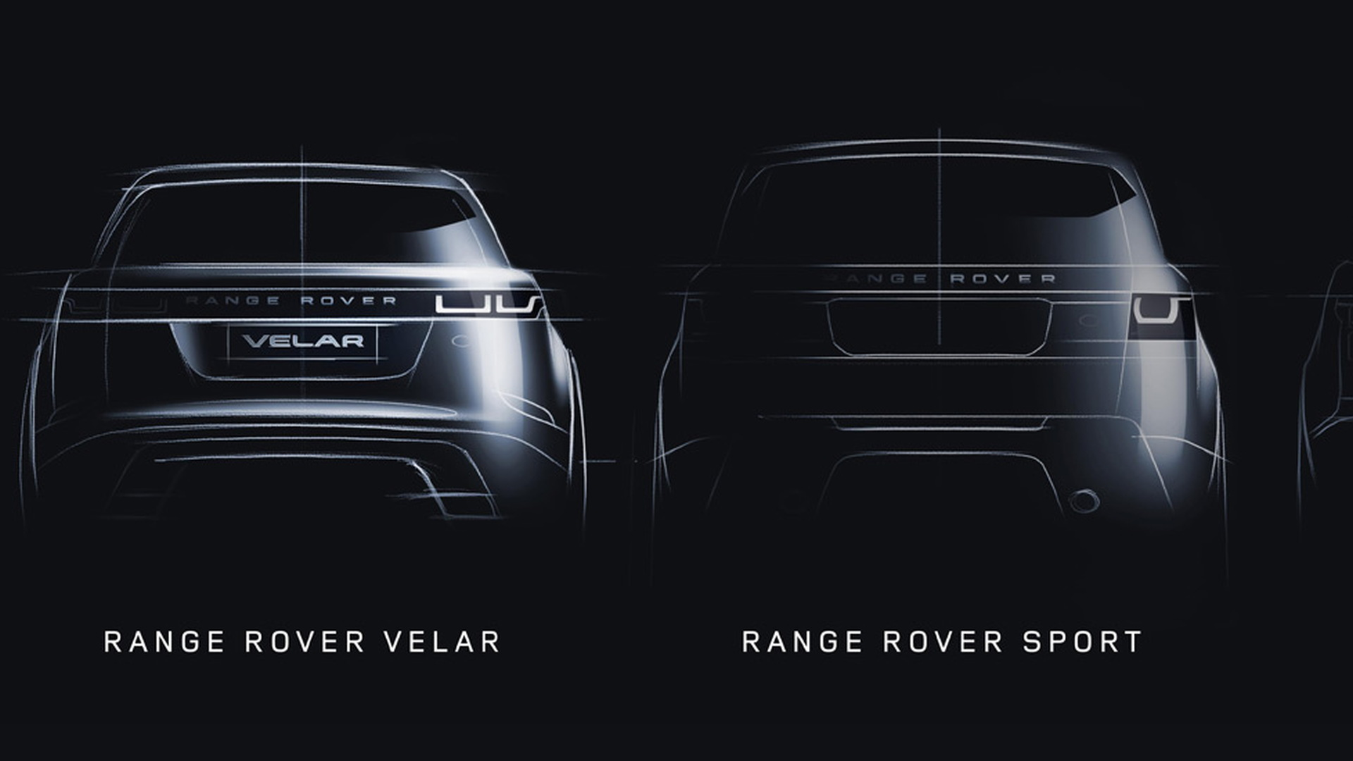 Expanded Land Rover Range Rover family