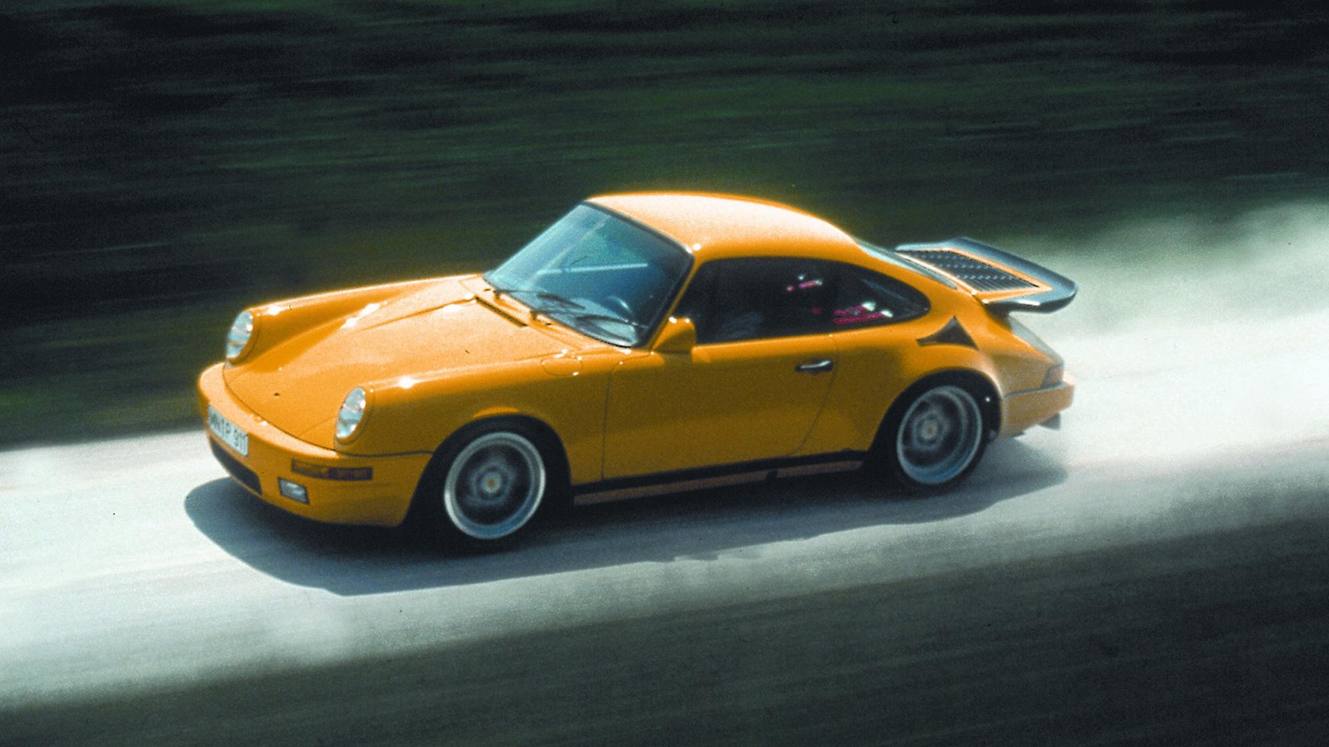 1987 Ruf CTR 'Yellowbird'