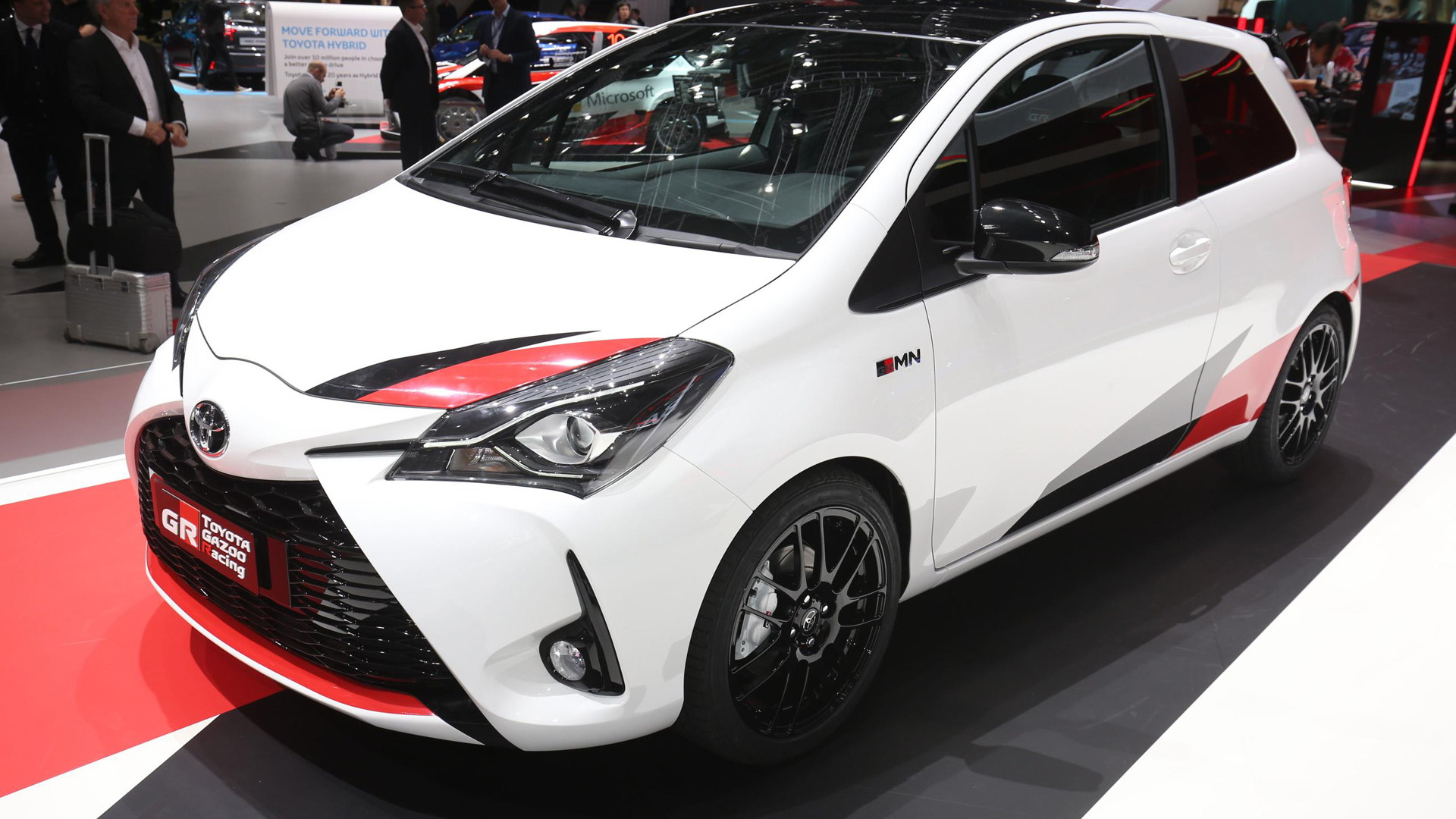 2017 Toyota Yaris GRMN, 2017 Geneva auto show