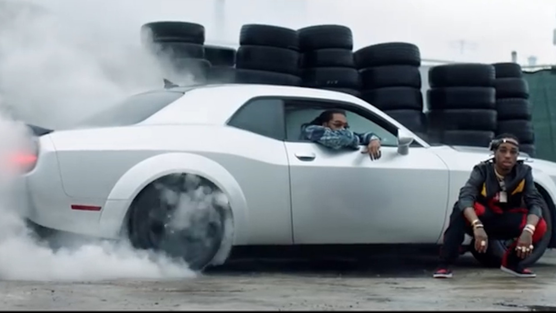 Fate of the Furious music video