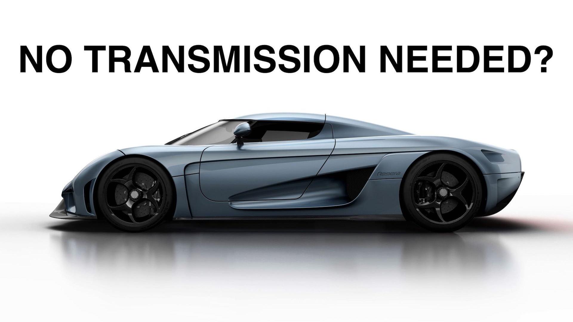 Koenigsegg Regera 1.0 Engineering Explained