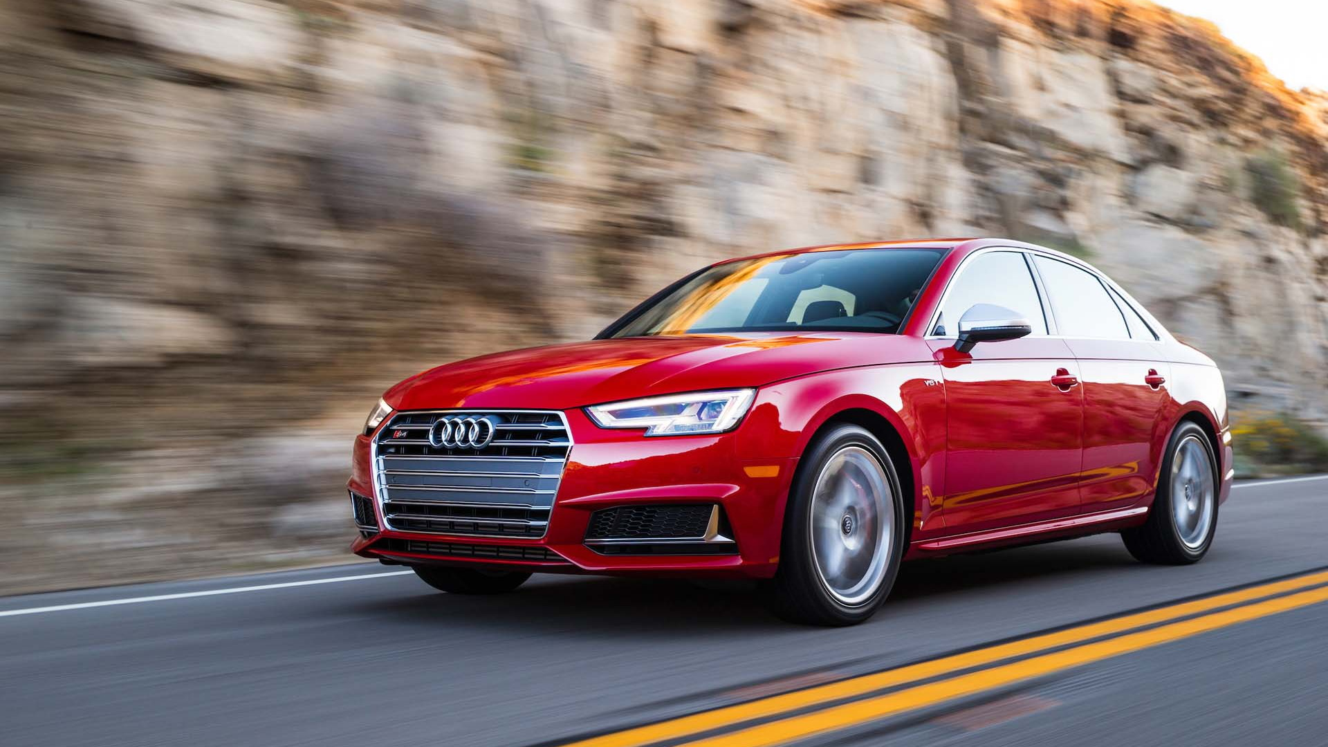 2018 Audi S4/S5 First Drive