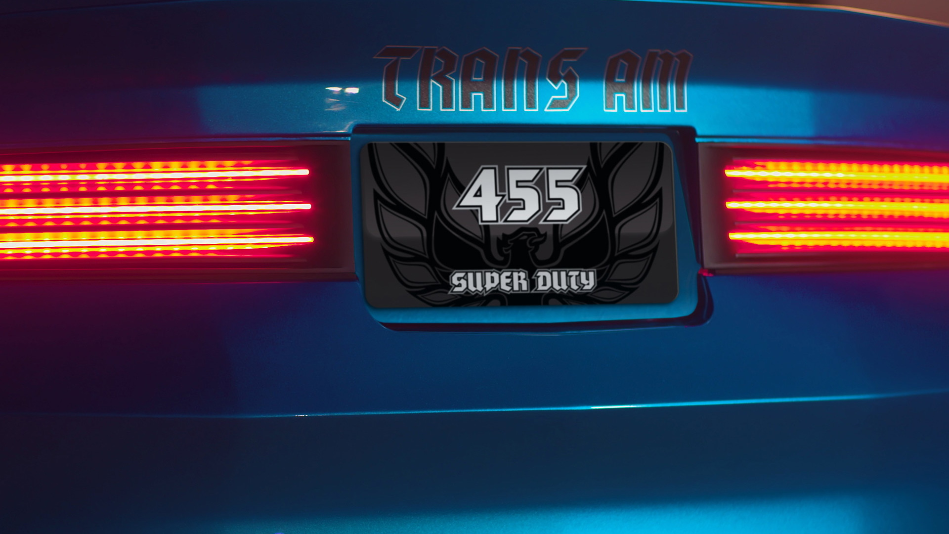 2017 Trans Am 455 Super Duty