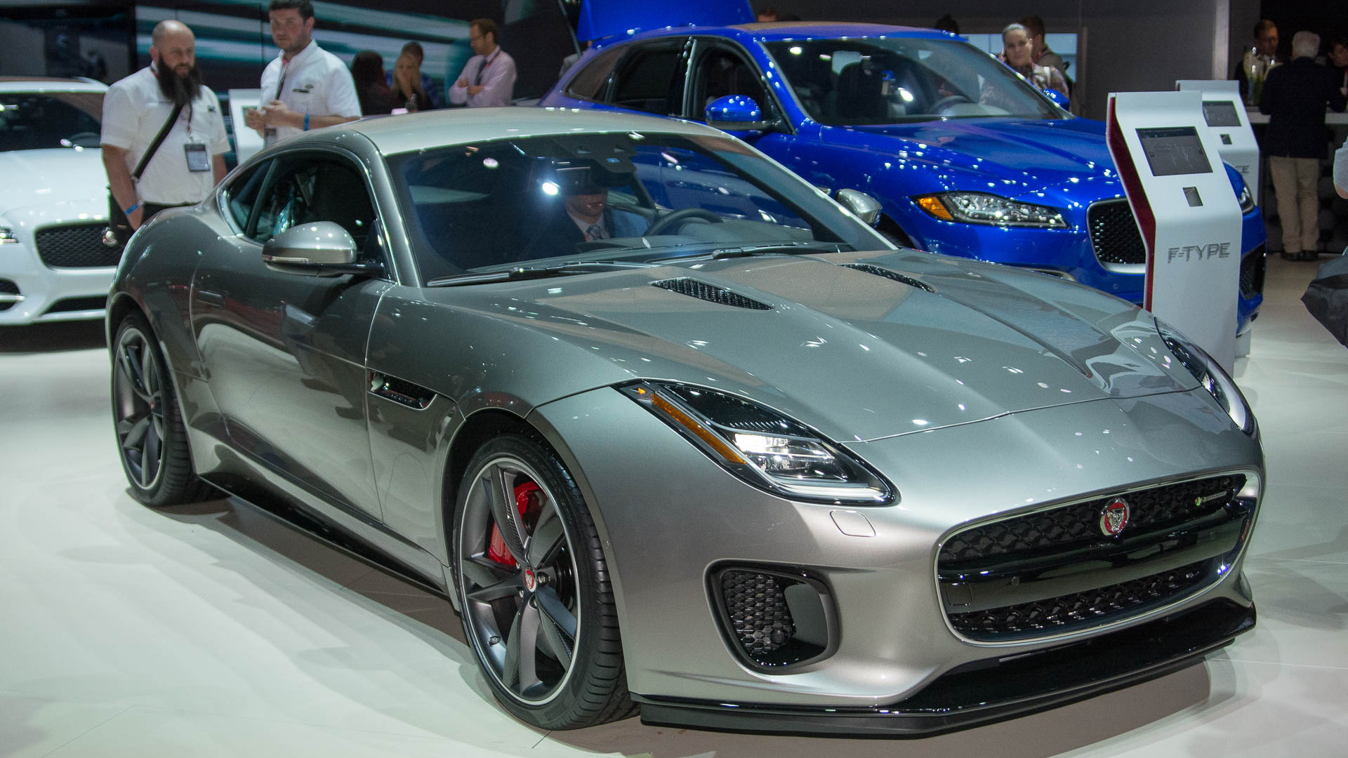 F Type Price >> 2018 Jaguar F Type Pricing Drops To 60 895 With Addition Of