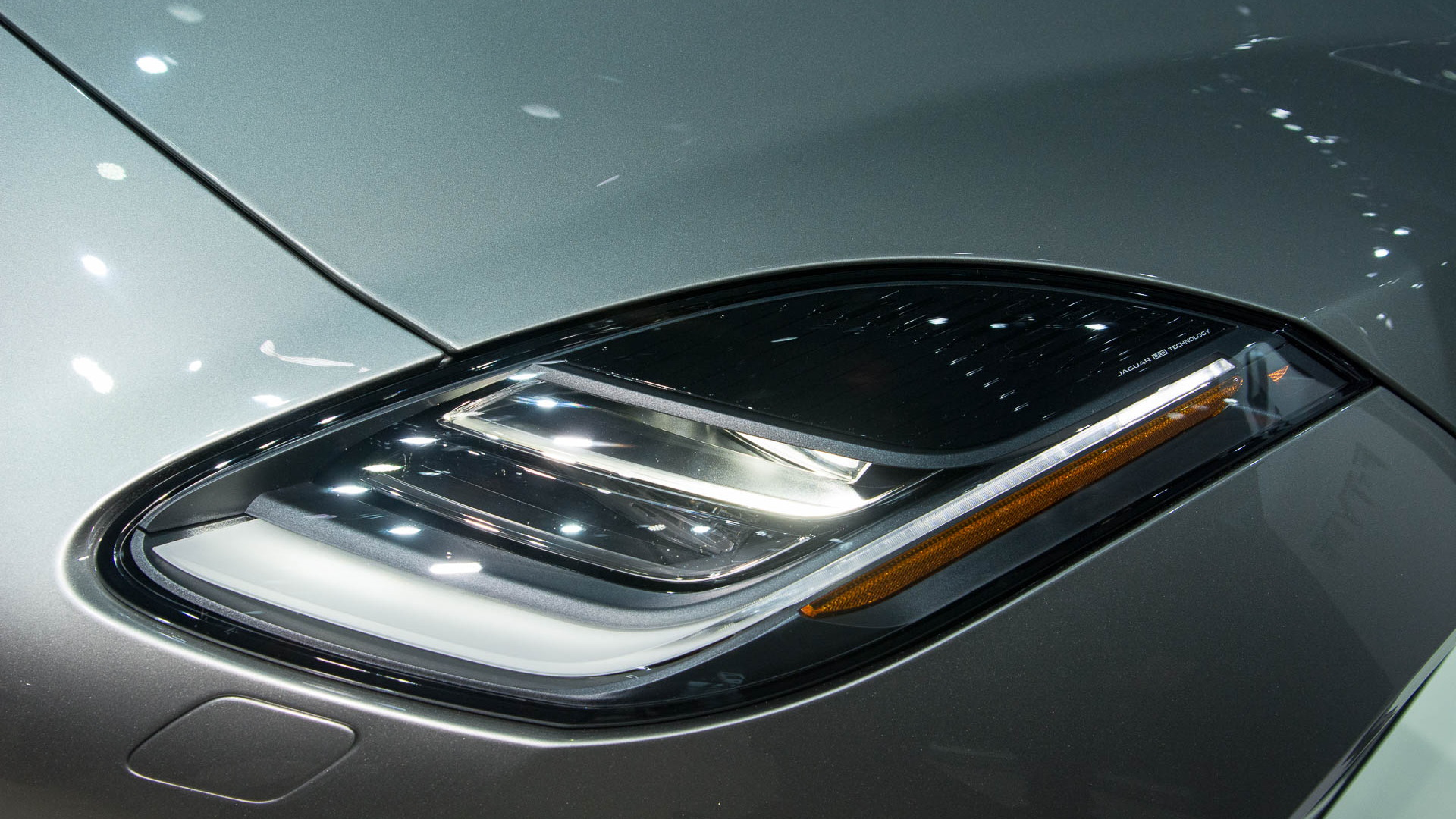 2018 Jaguar F-Type, 2017 New York auto show
