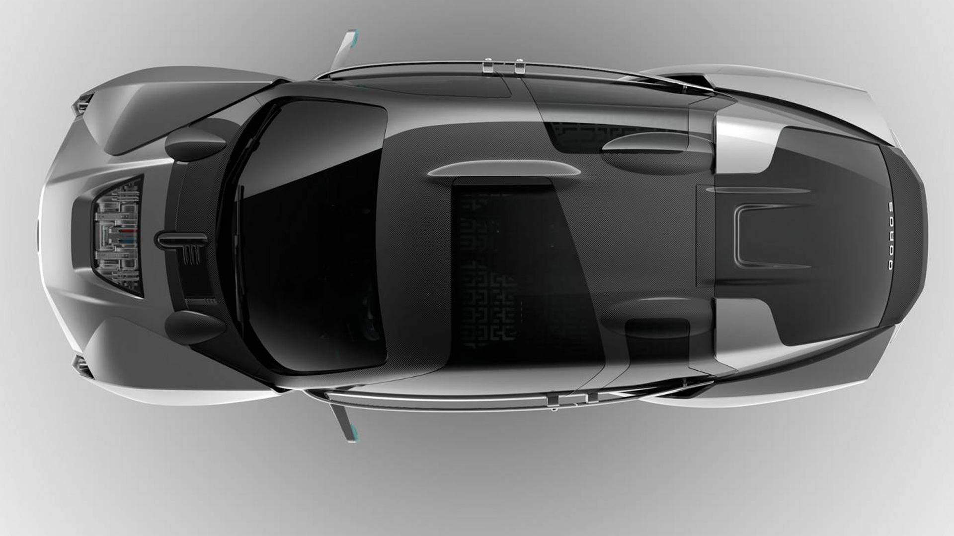 Qoros Model K-EV concept, 2017 Shanghai auto show