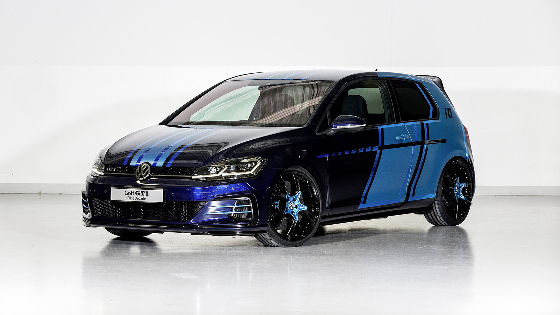 Volkswagen Golf GTI First Decade concept, 2017 Wörthersee Tour