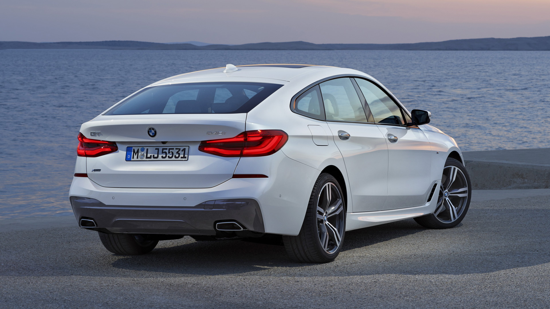 2018 Bmw 6 Series Gt Revealed Priced From 70 695