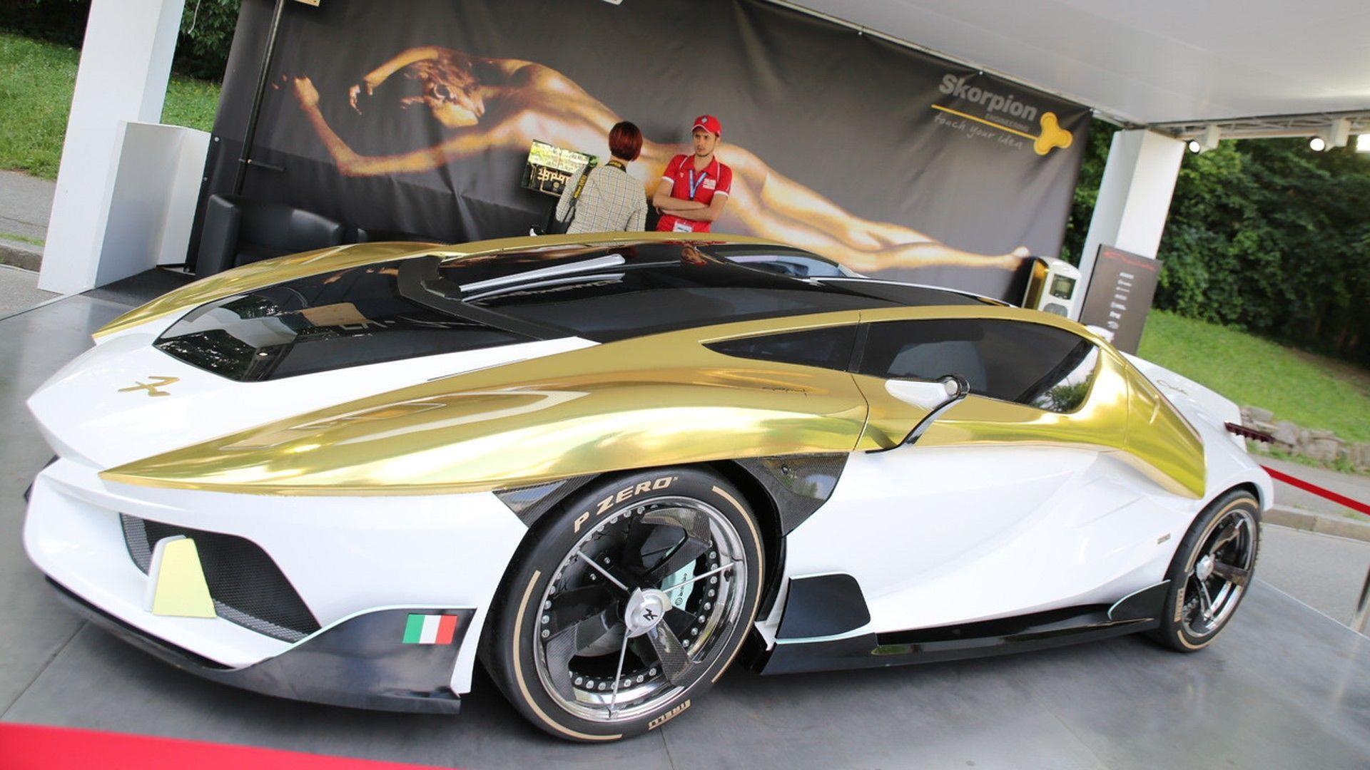 Frangivento Asfané Charlotte Roadster - Image via Motor1