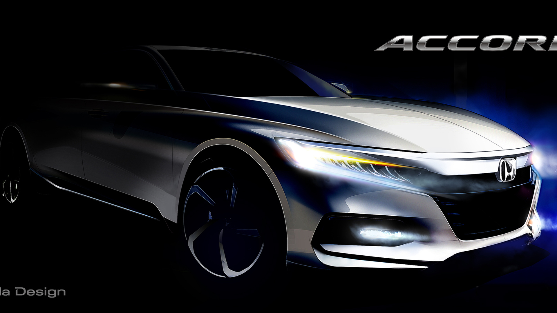 Honda Accord Concept 2018 >> 5 Things To Expect From The 2018 Honda Accord