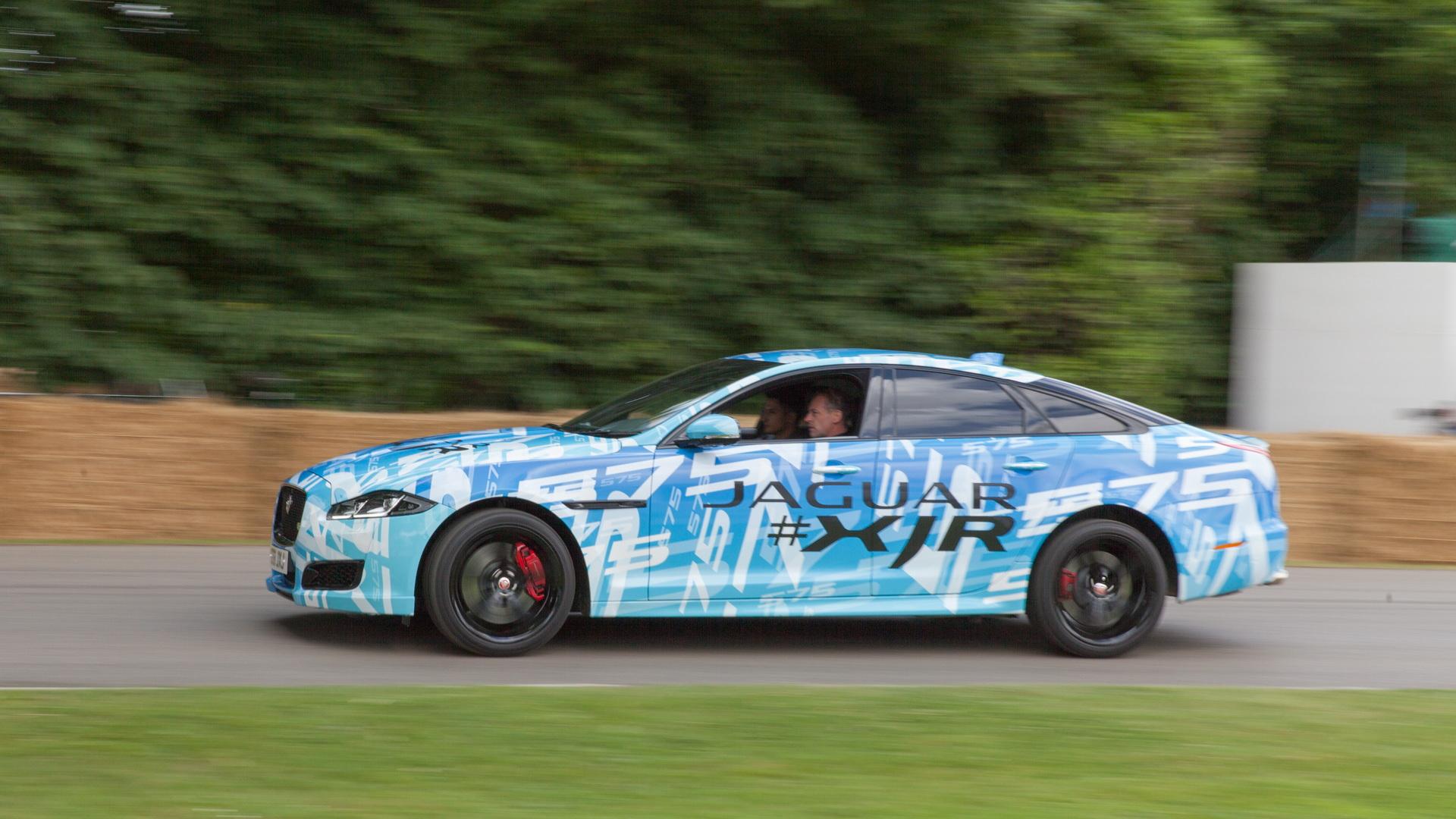 Jaguar XJ derivative