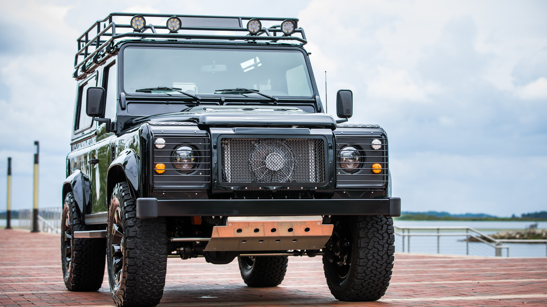 East Coast Defender Project Blackout