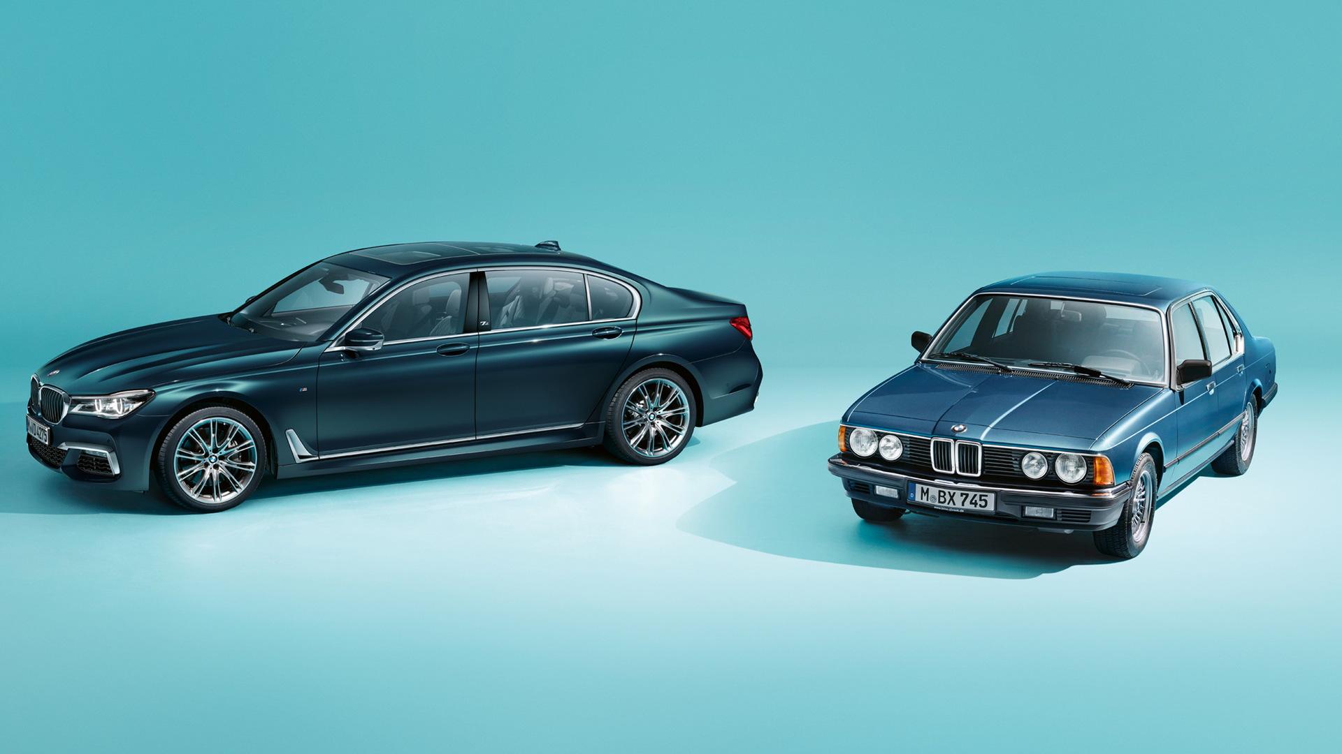 2017 BMW 7-Series Edition 40 Jahre