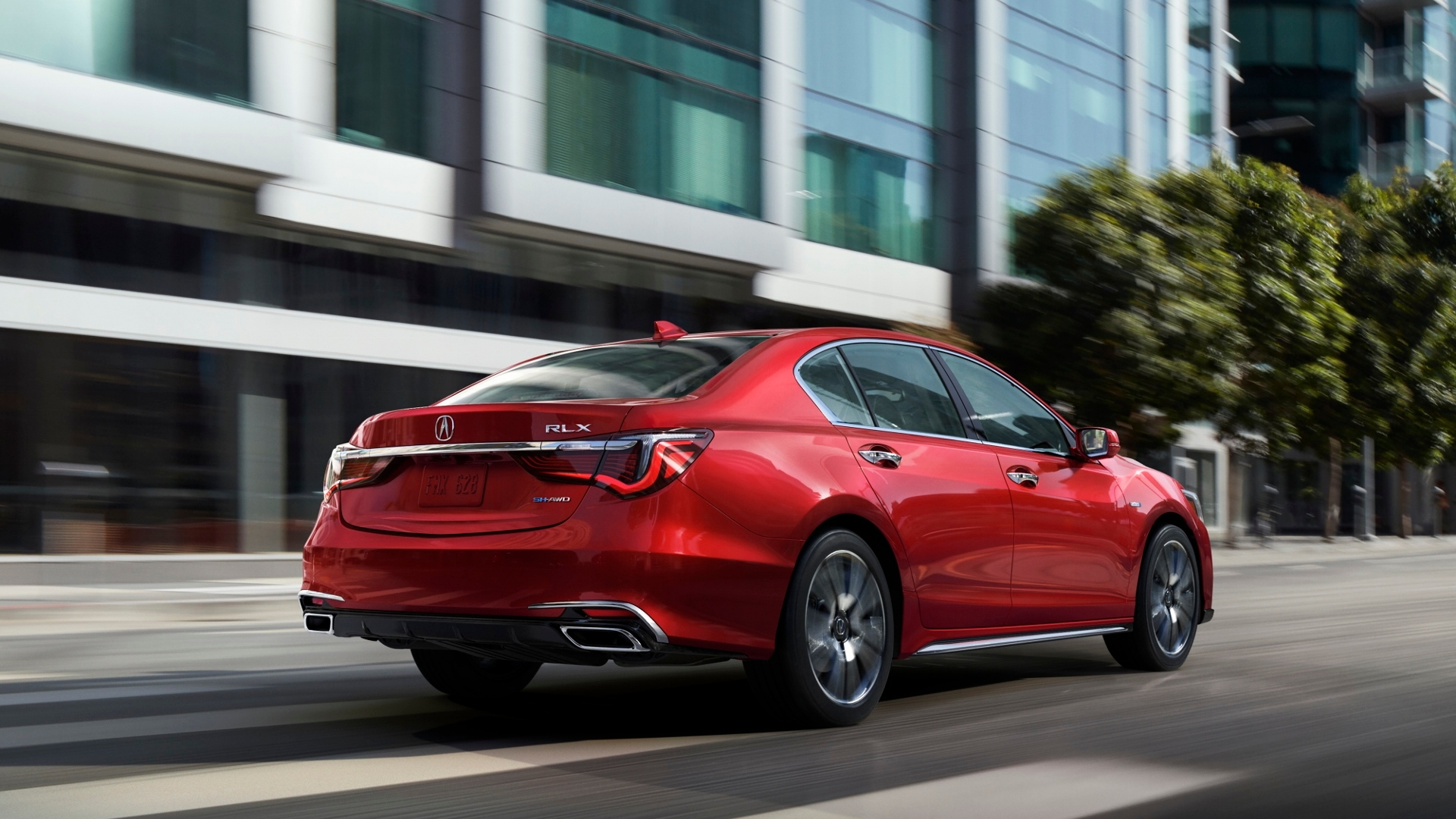 2018 Acura Rlx Gets New Look But Will It Be Enough To Compete