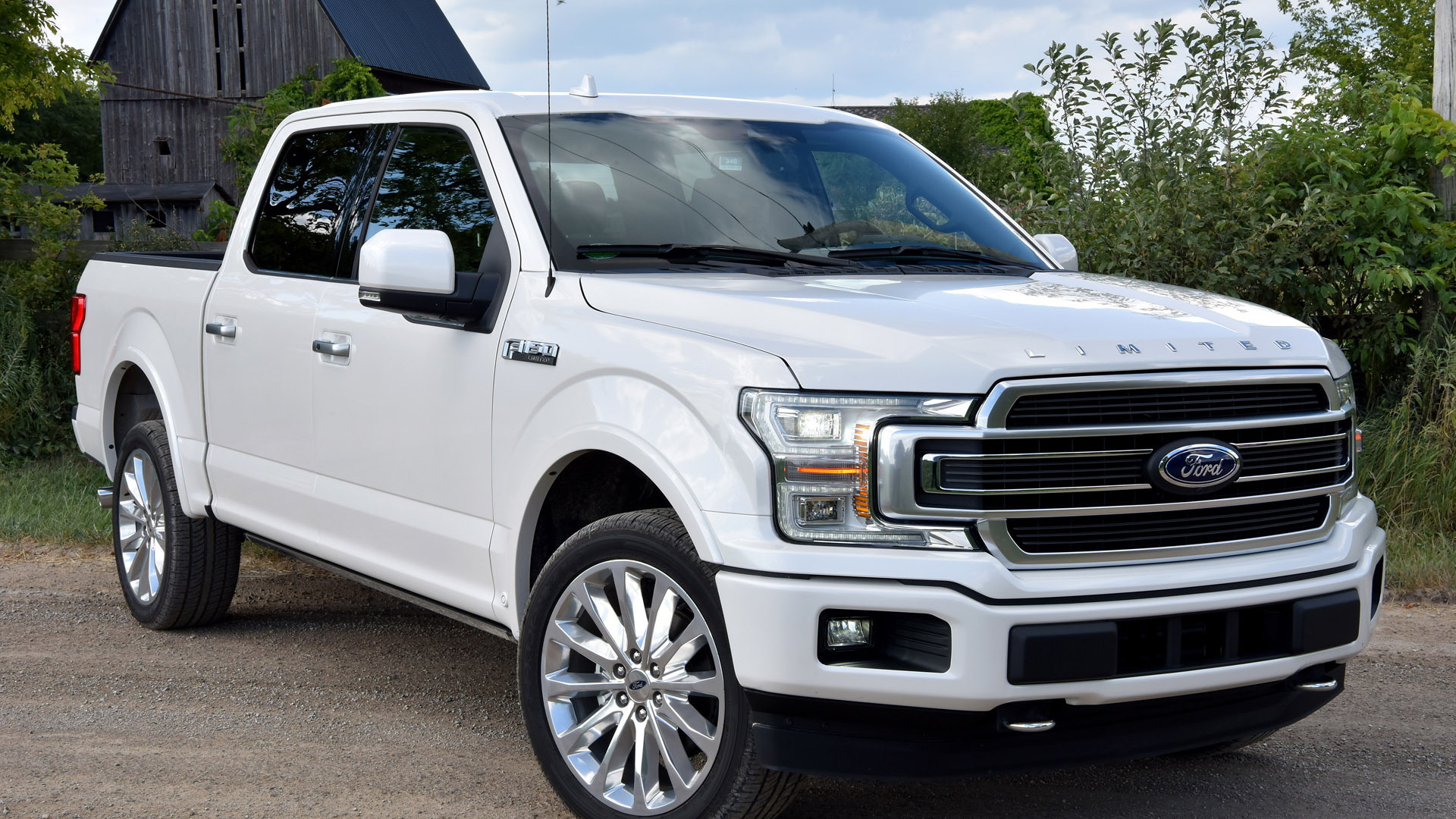 2018 F150 Colors >> 2018 Ford F 150 First Drive Review So Good You Won T Even Notice