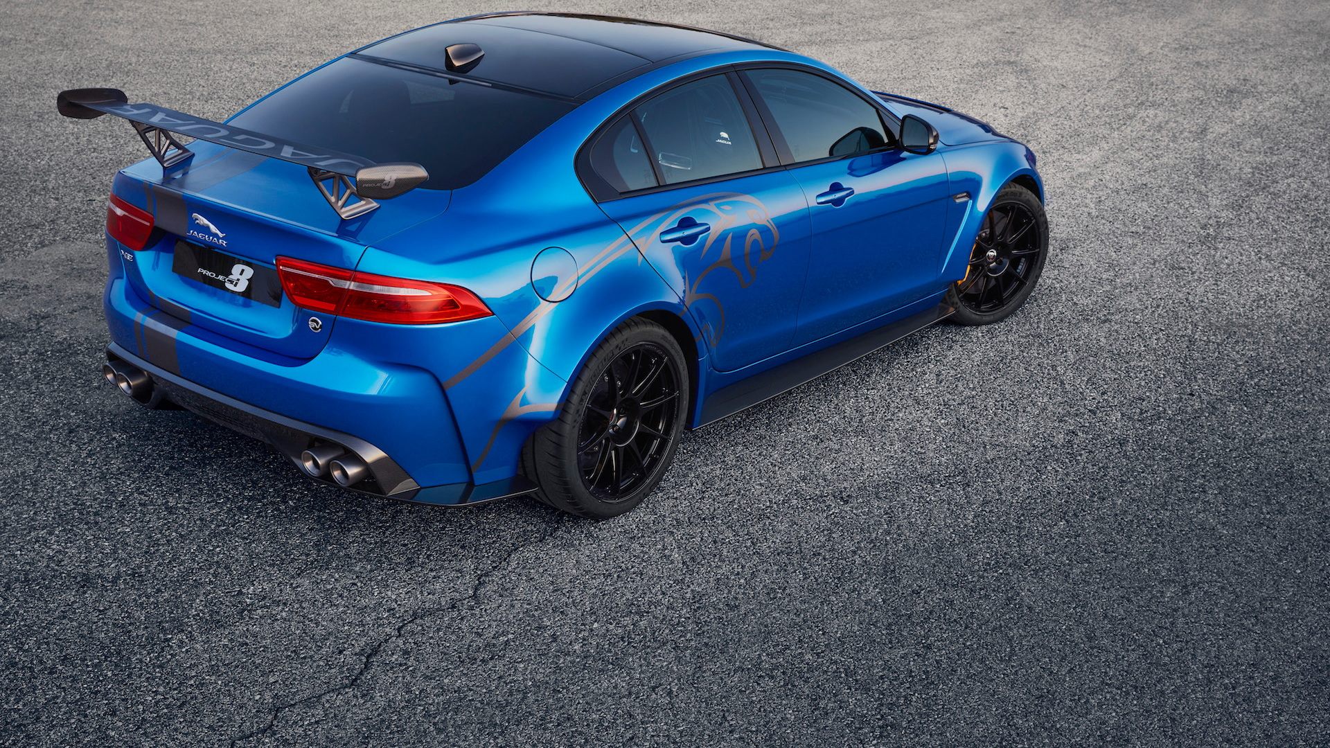 2018 Jaguar XE SV Project 8 Pebble Beach