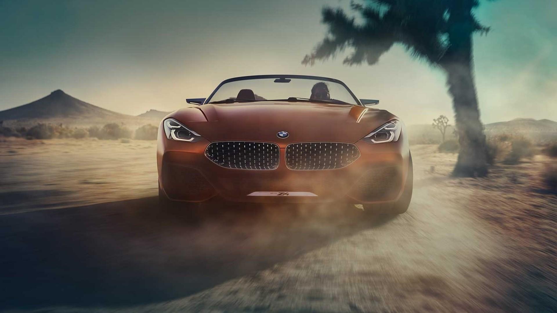 BMW Z4 leaked via Autoblog.nl