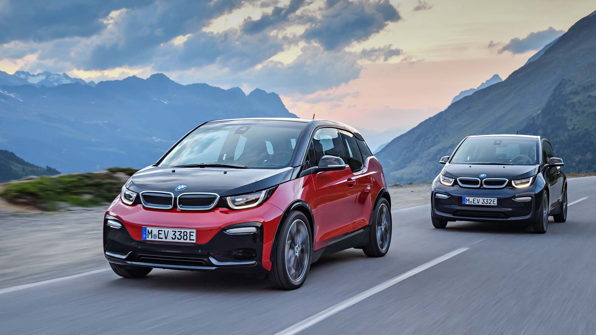 2018 BMW i3 and i3s