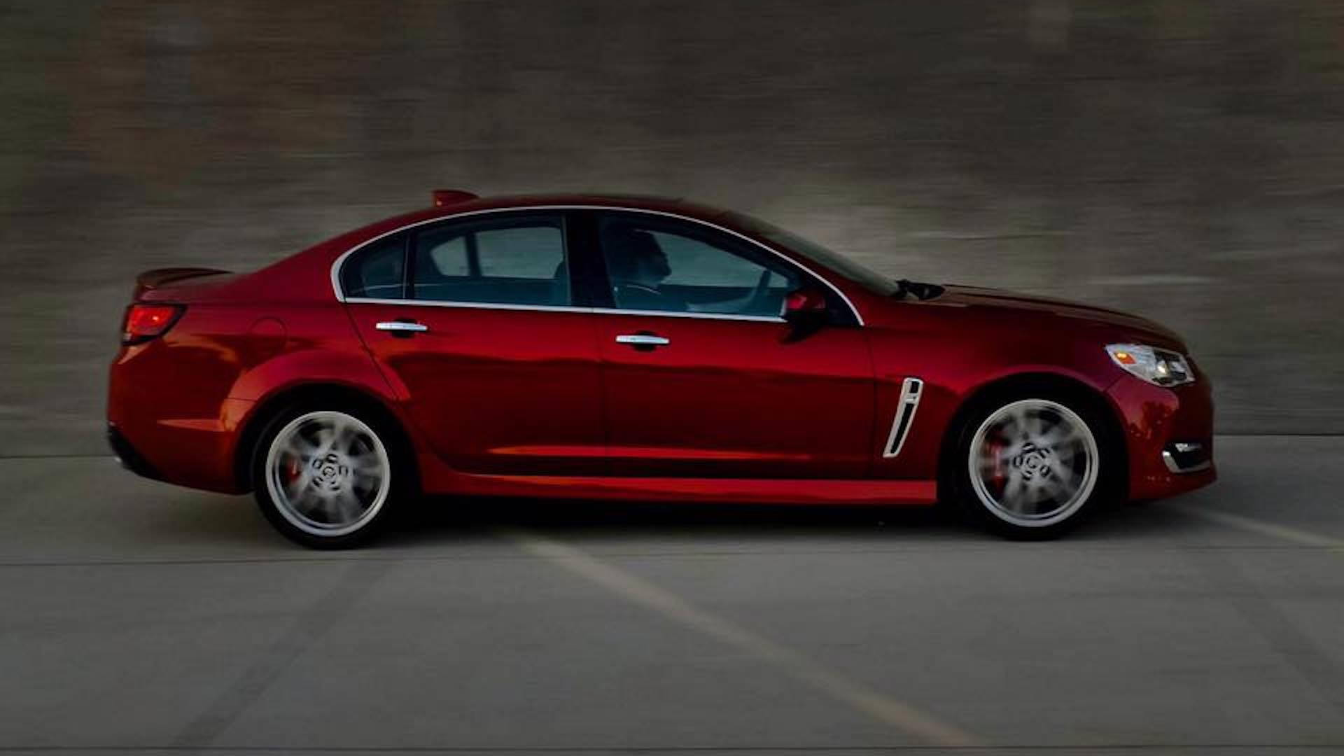 Chevrolet Ss The Sport Sedan That Could But Never Caught On