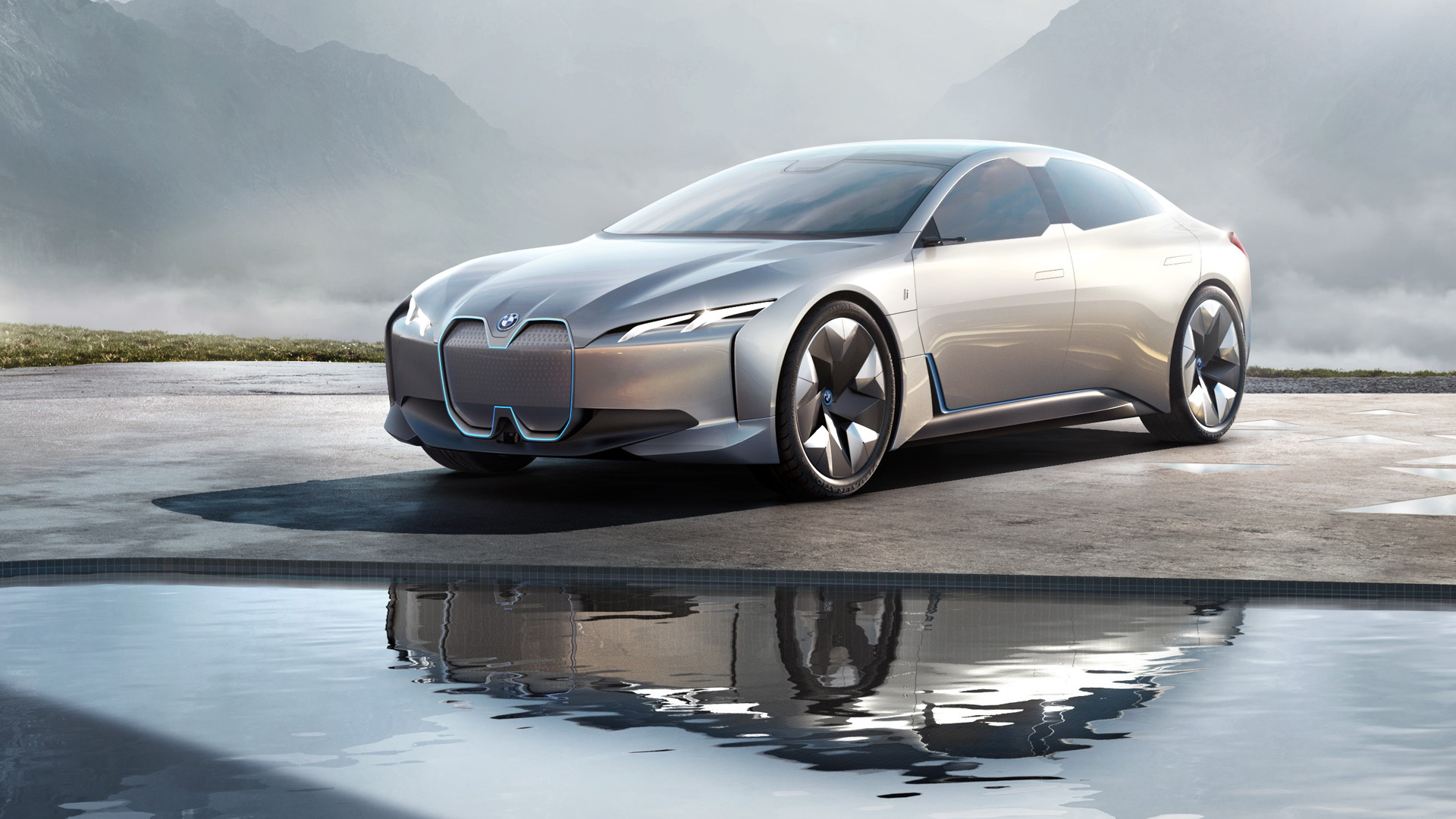 BMW I Series >> Bmw I4 Will Resemble 4 Series Grand Coupe With Big Battery