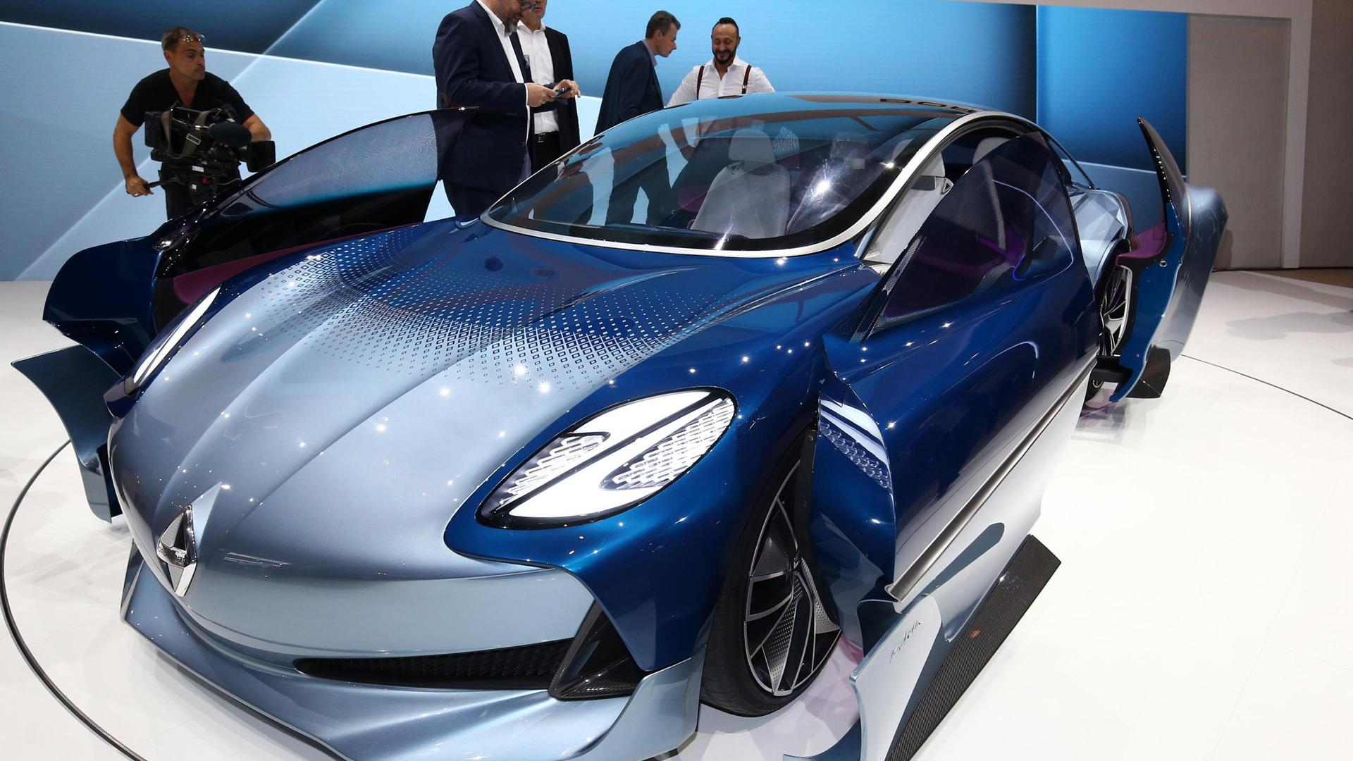 Borgward Isabella concept, 2017 Frankfurt Motor Show