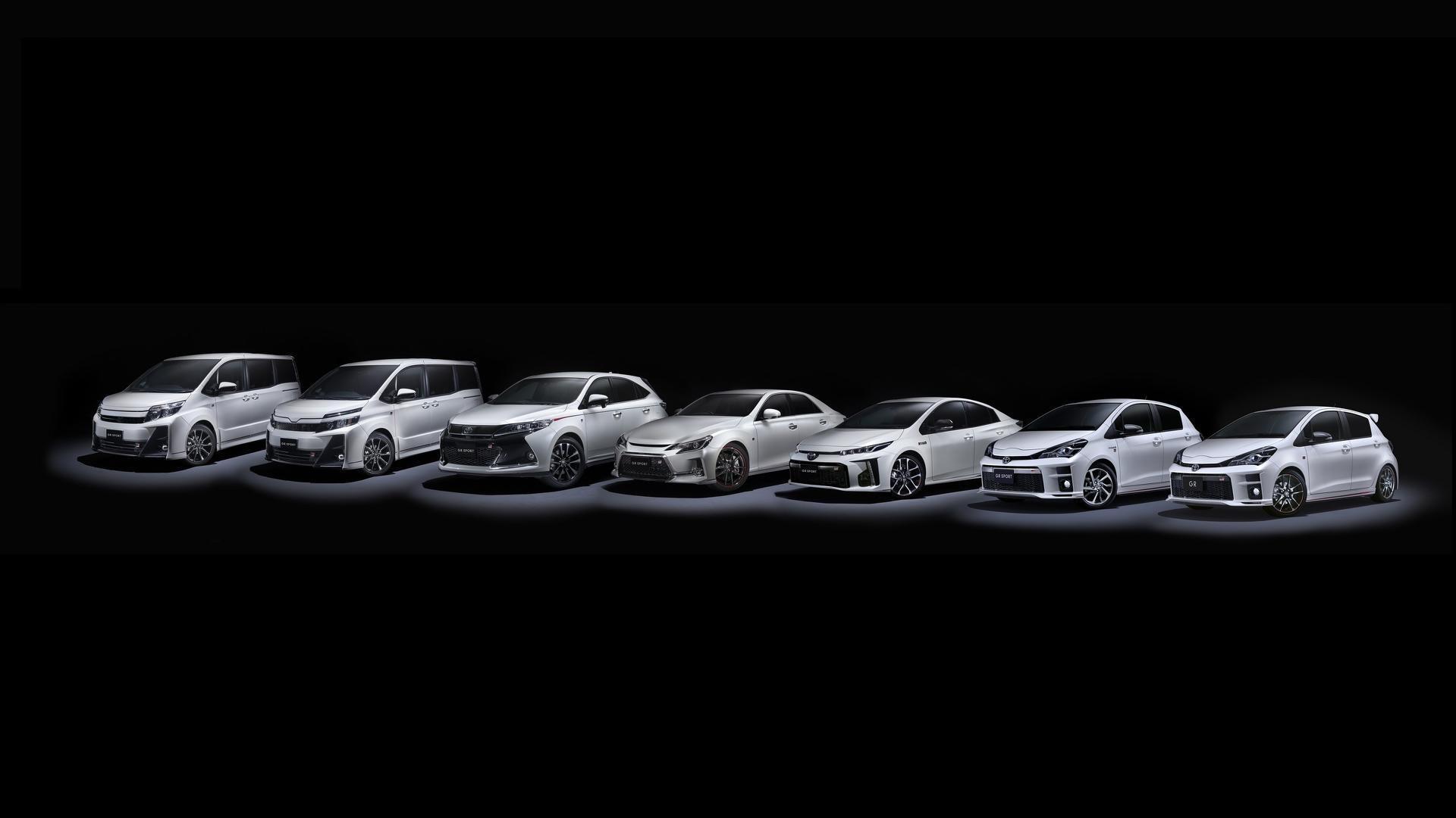 2018 Toyota GR lineup