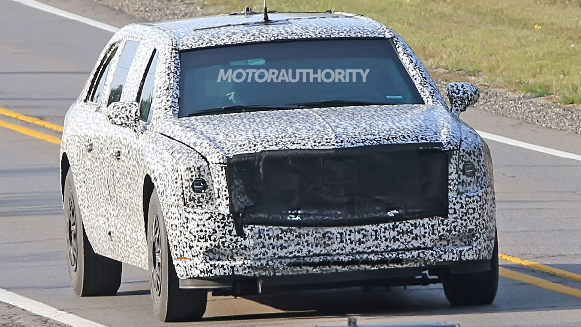 Cadillac S New Beast Presidential Limousine For Donald