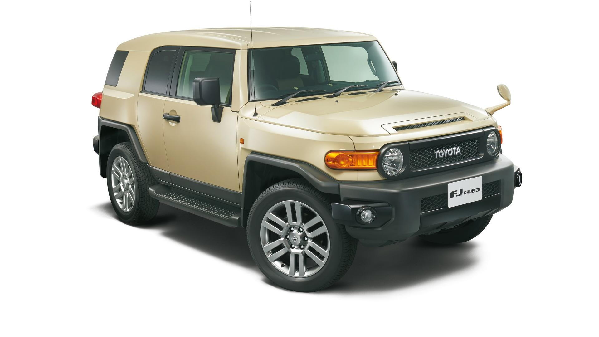Toyota FJ Cruiser Final Edition