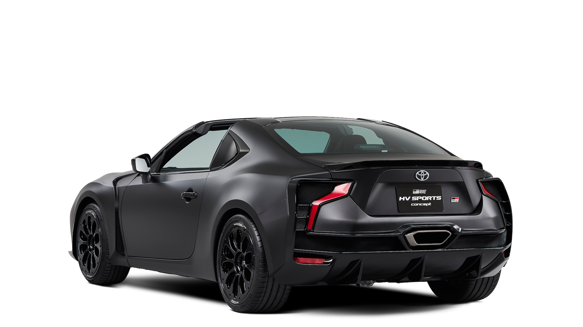 Toyota GR HV Sports concept debuting at 2017 Tokyo Motor Show