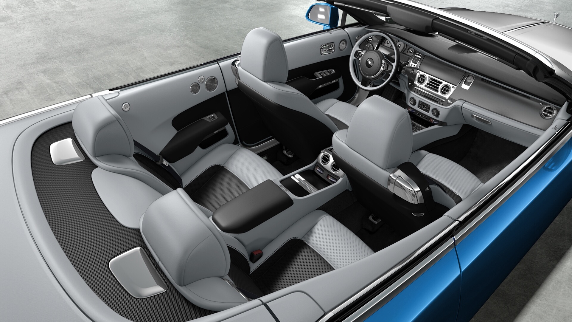 Rolls-Royce Lago di Como Dawn