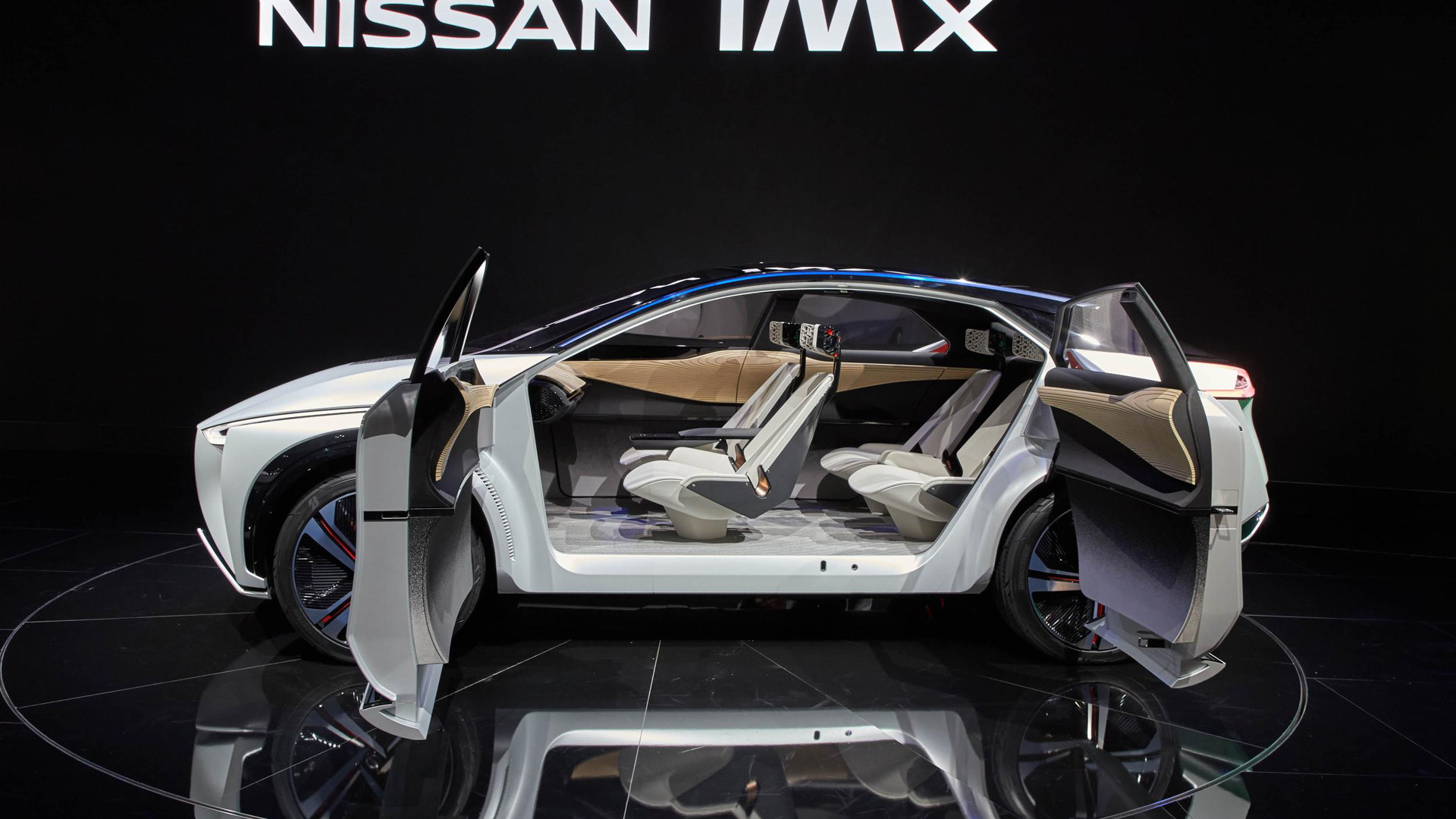 Nissan Imx 2021 Research New