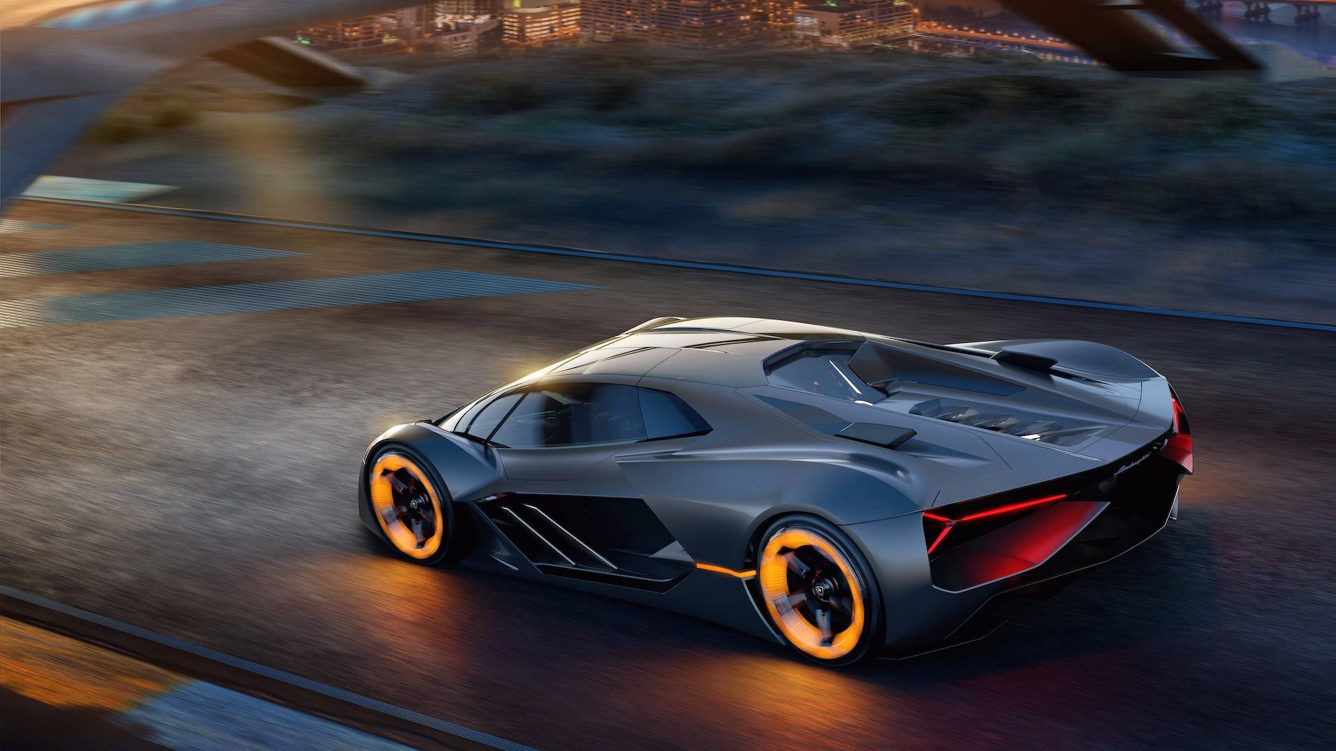 Lamborghini S Reportedly Building A 3m Hypercar With Hybrid V 12