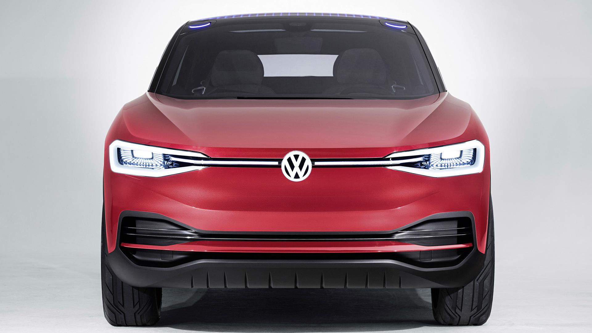 Volkswagen ID Crozz concept