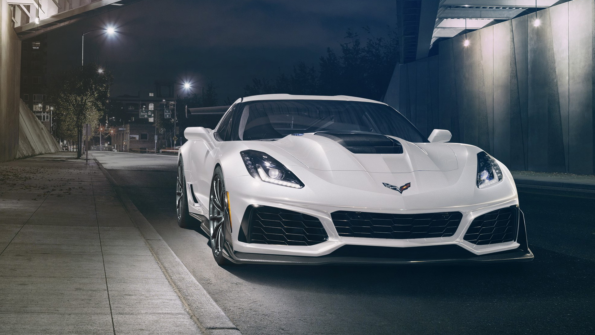 2019 Chevrolet Corvette ZR1 by Hennessey Performance Engineering