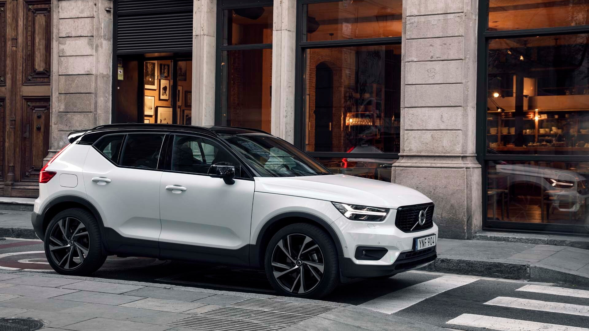 2019 Volvo Xc40 First Drive Review Fountains Of Hope And Crossover