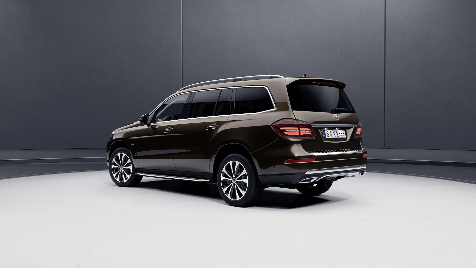 2019 Mercedes-Benz GLS Grand Edition
