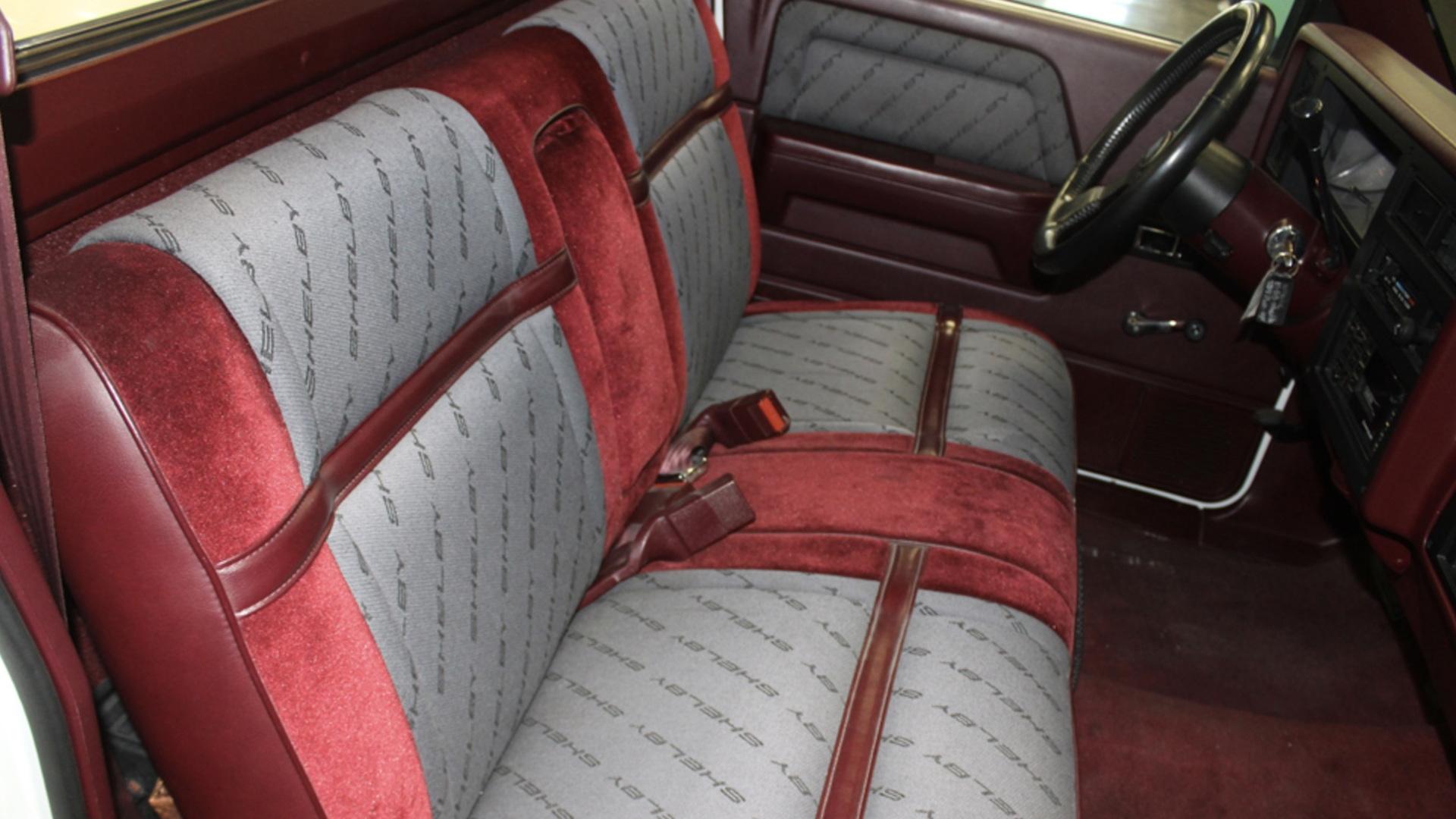 1989 Dodge Shelby Dakota