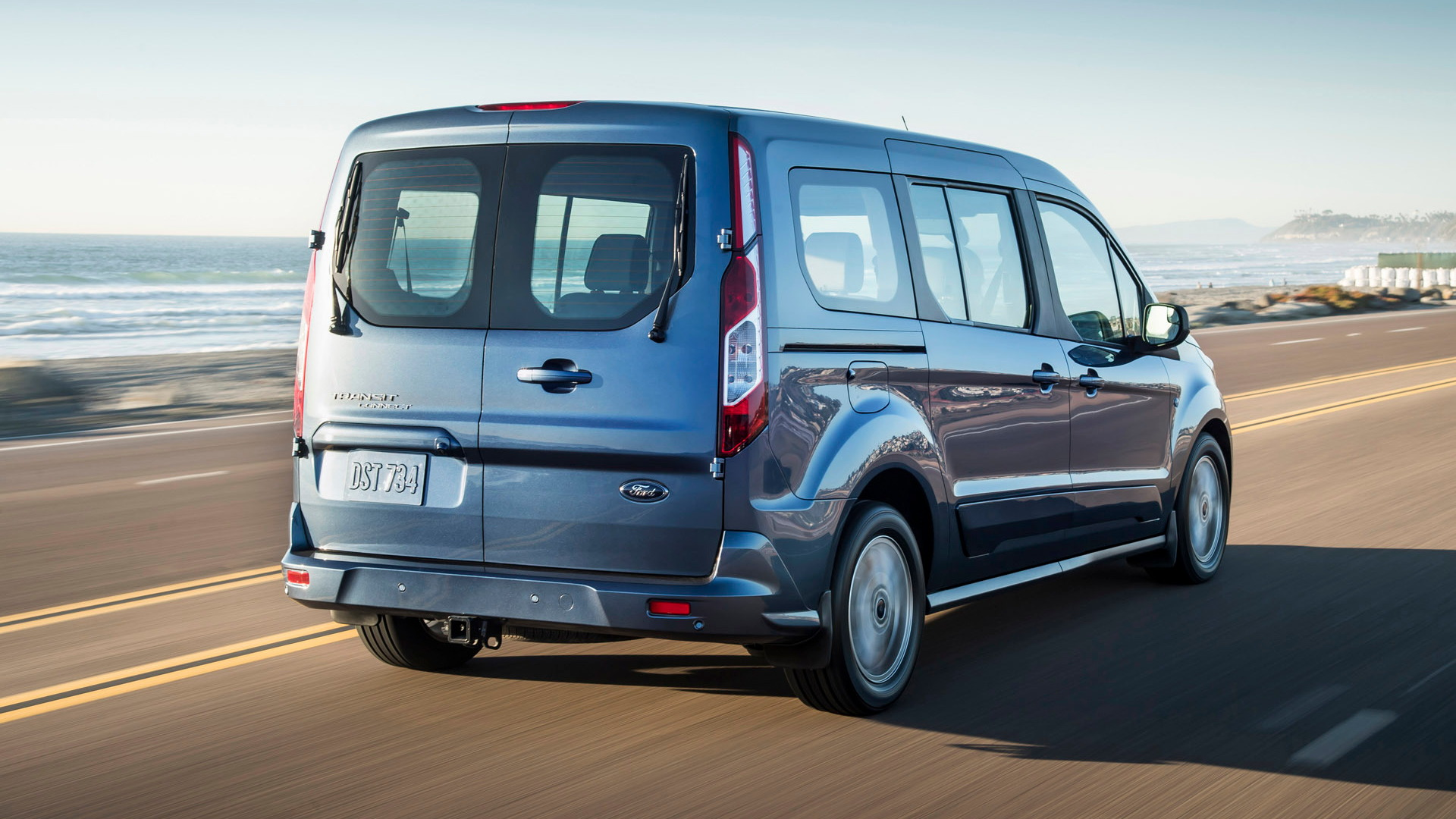2019 Ford Transit Connect Wagon gets