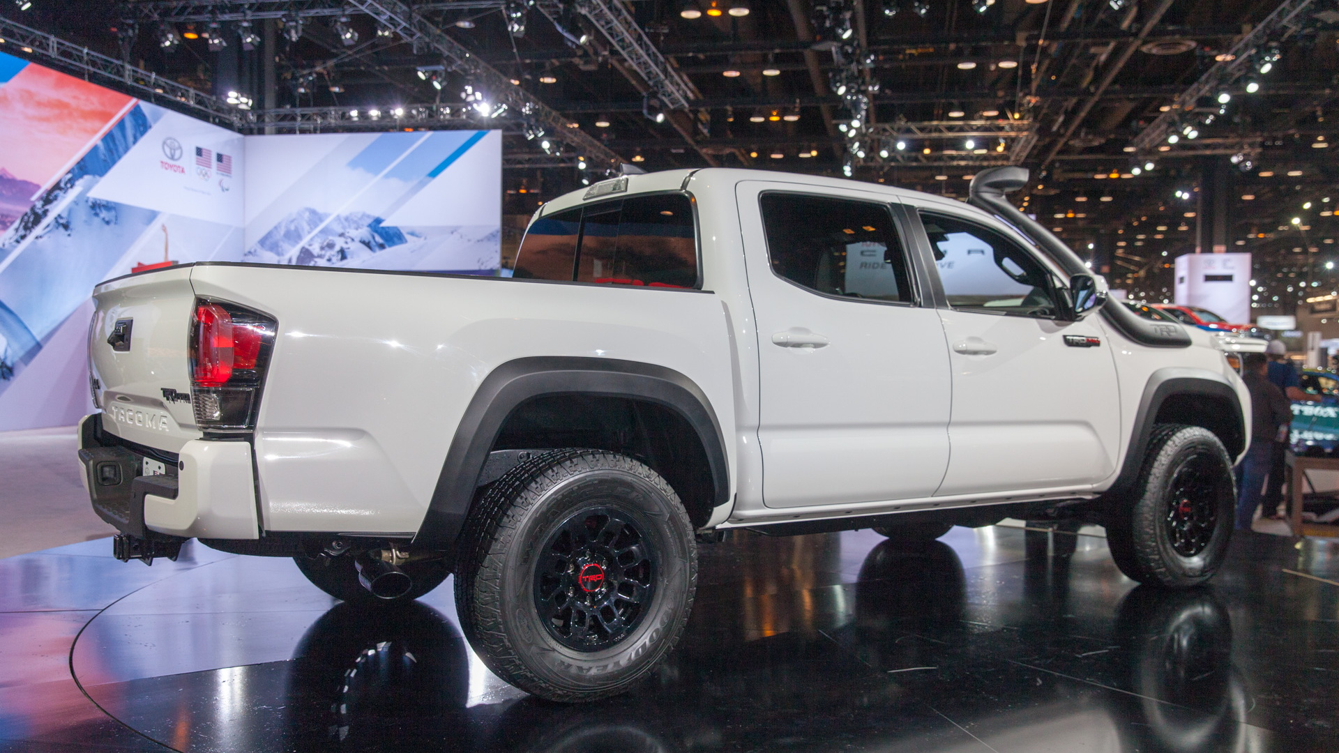 2019 Toyota Tacoma TRD Pro, 2018 Chicago Auto Show
