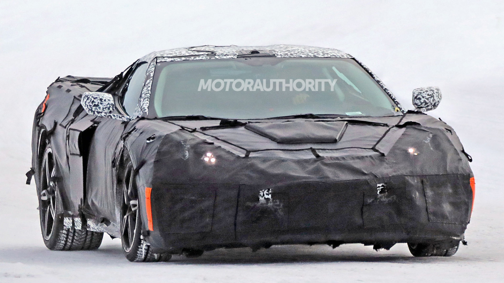 Van Bortel Chevrolet >> Chevy may have just shown dealers the mid-engine C8 Corvette