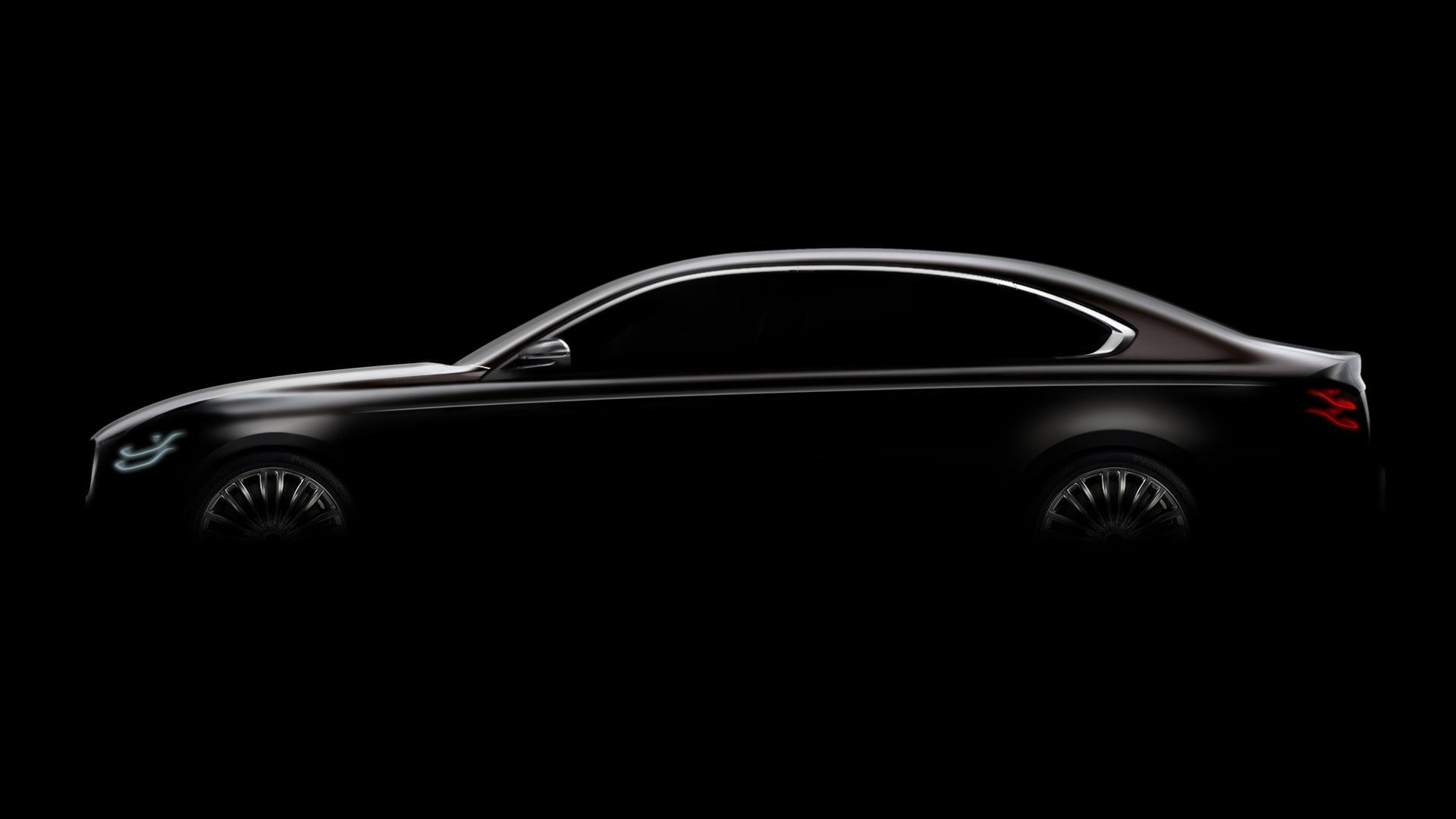 Teaser for 2019 Kia K900