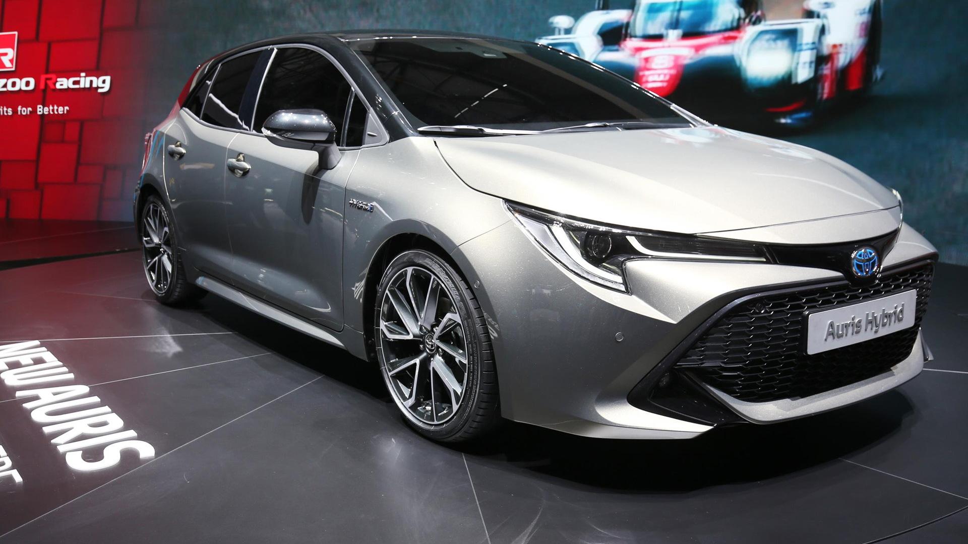 2019 Toyota Corolla hatchback