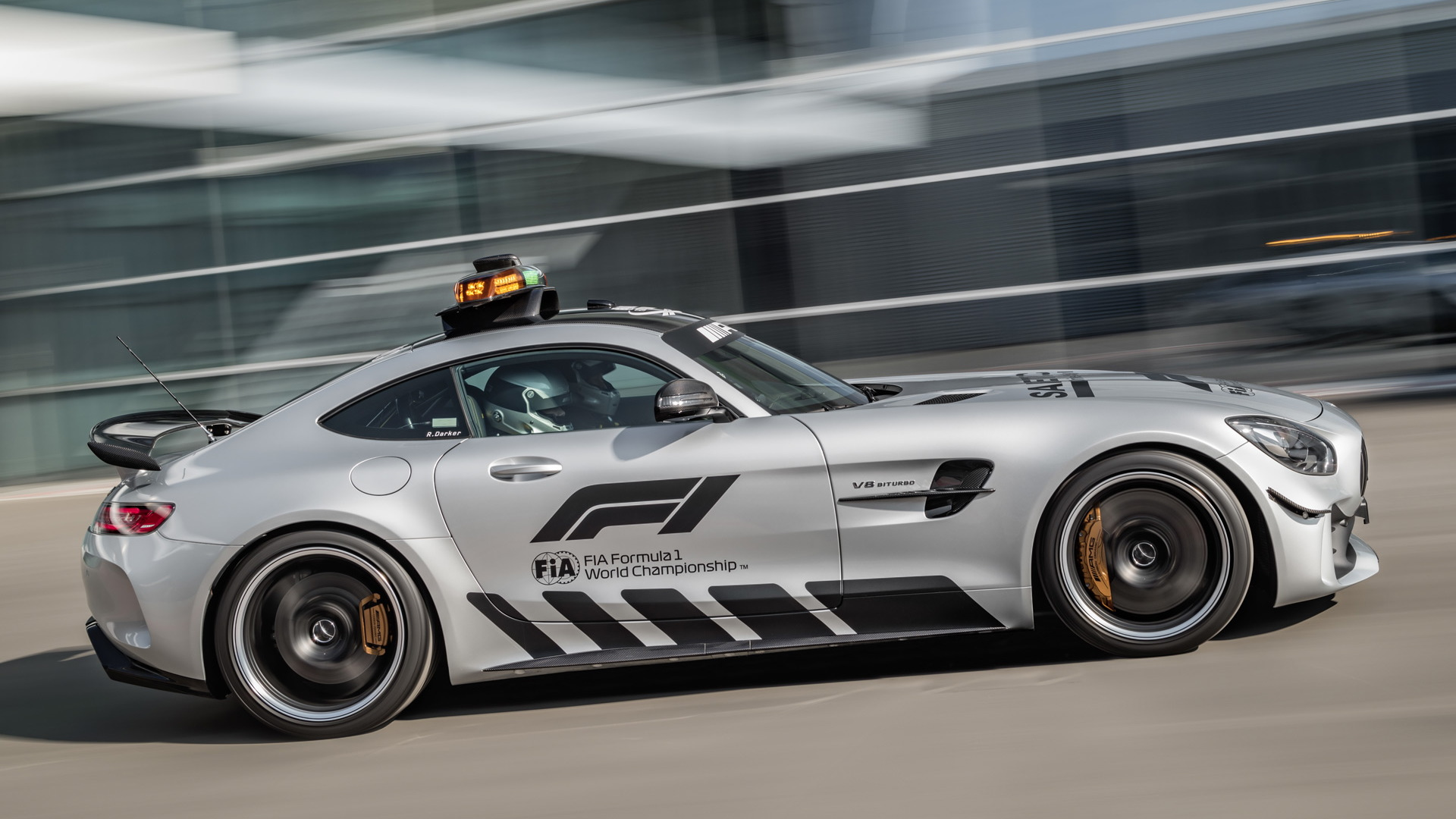 2018 Mercedes Amg Gt R Is F1 S Fastest
